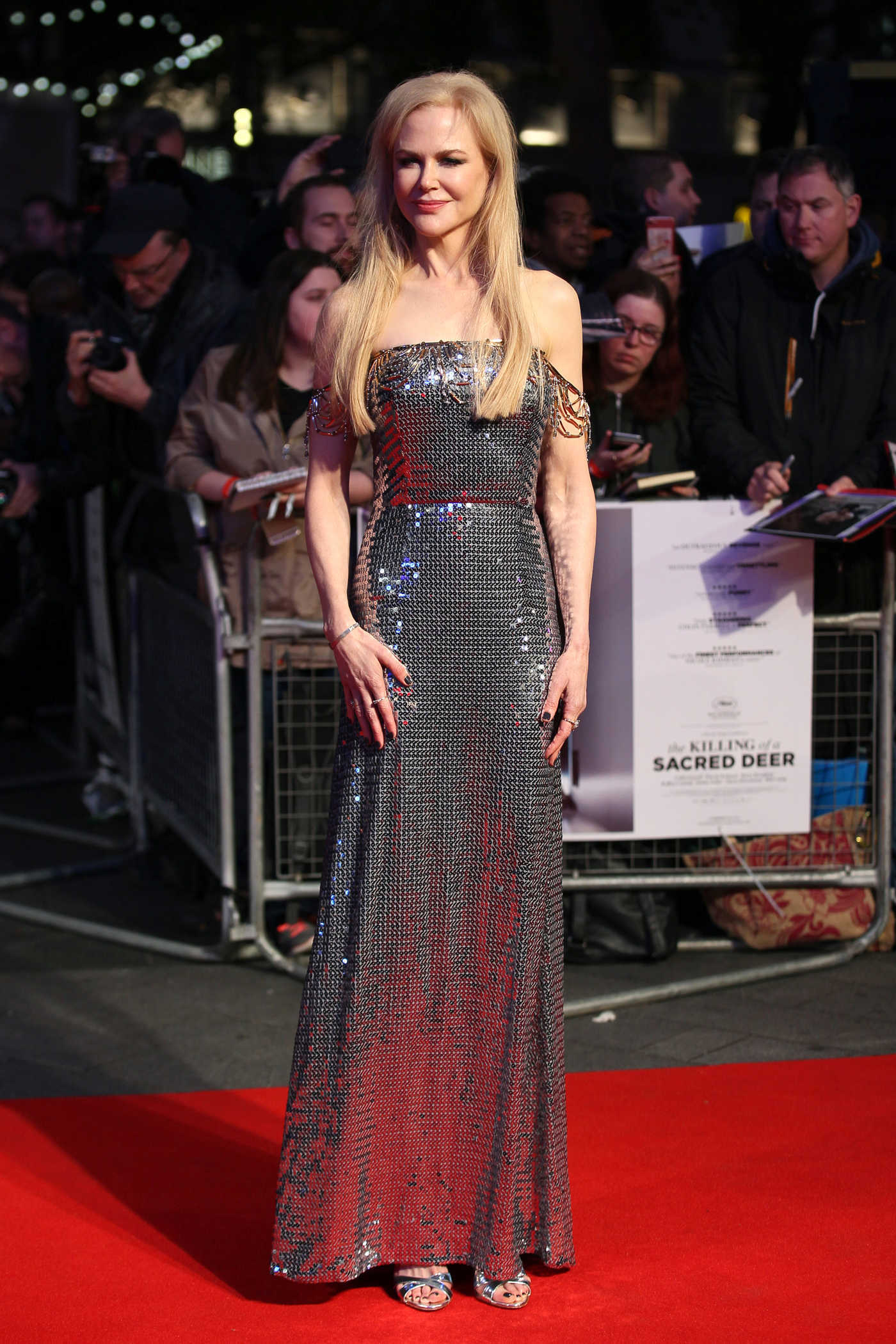 Nicole Kidman at the Killing of a Sacred Deer UK Premiere During  the 61st BFI London Film Festival 10/12/2017