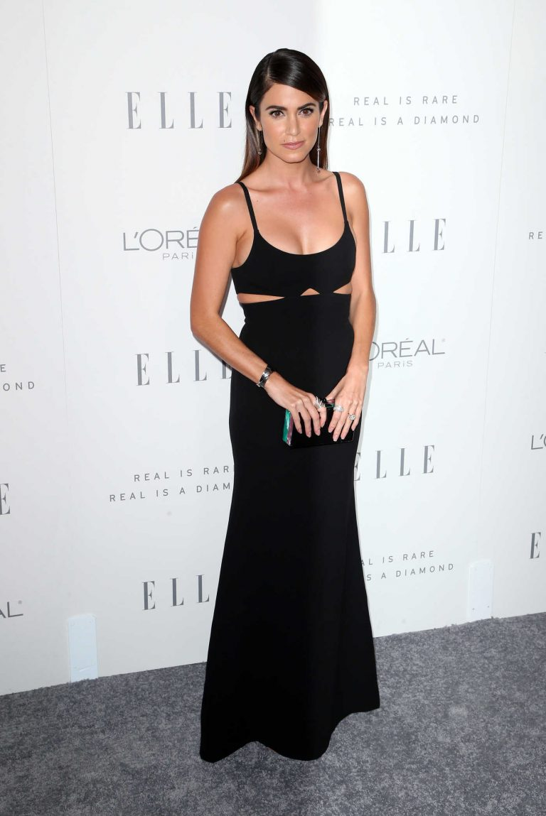 Nikki Reed at ELLE's 24th Annual Women in Hollywood Celebration in Los Angeles 10/16/2017-1