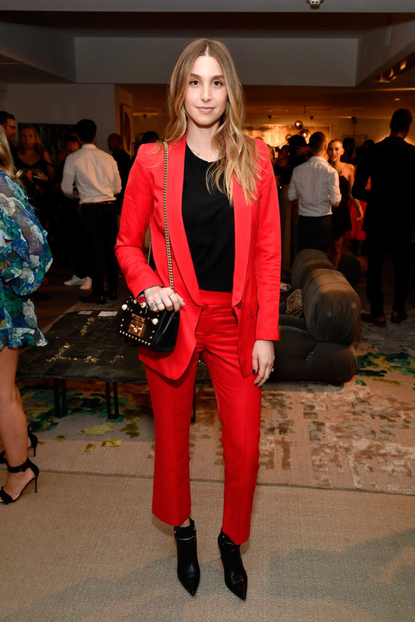 Whitney Port at the Fashion Awards 2017 Nominees Cocktail Reception in LA 10/25/2017