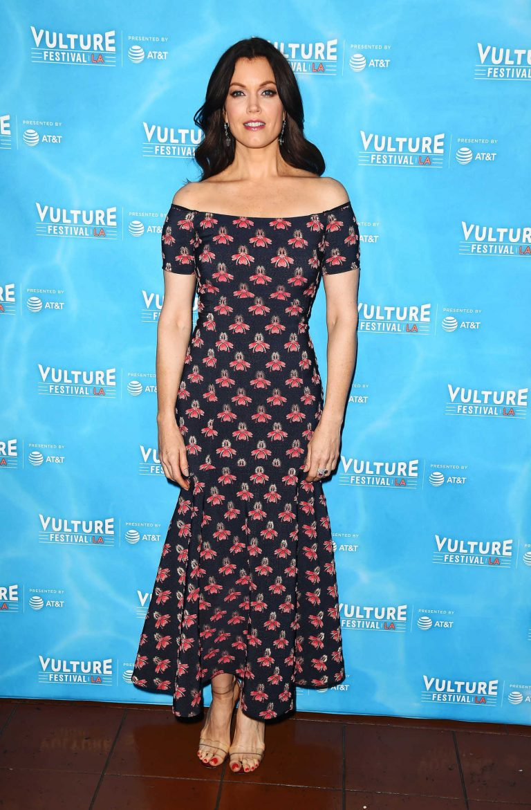 Bellamy Young at the Variety Hitmakers Awards in LA 11/18/2017-1