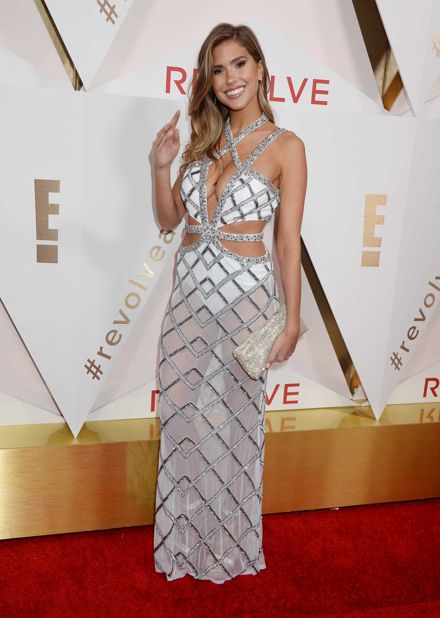 Kara Del Toro at the REVOLVE Awards in Los Angeles 11/02/2017