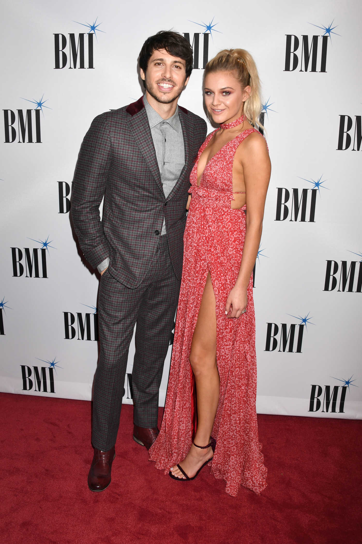 Kelsea Ballerini at the 65th Annual BMI Country Awards in Nashville 11/07/2017