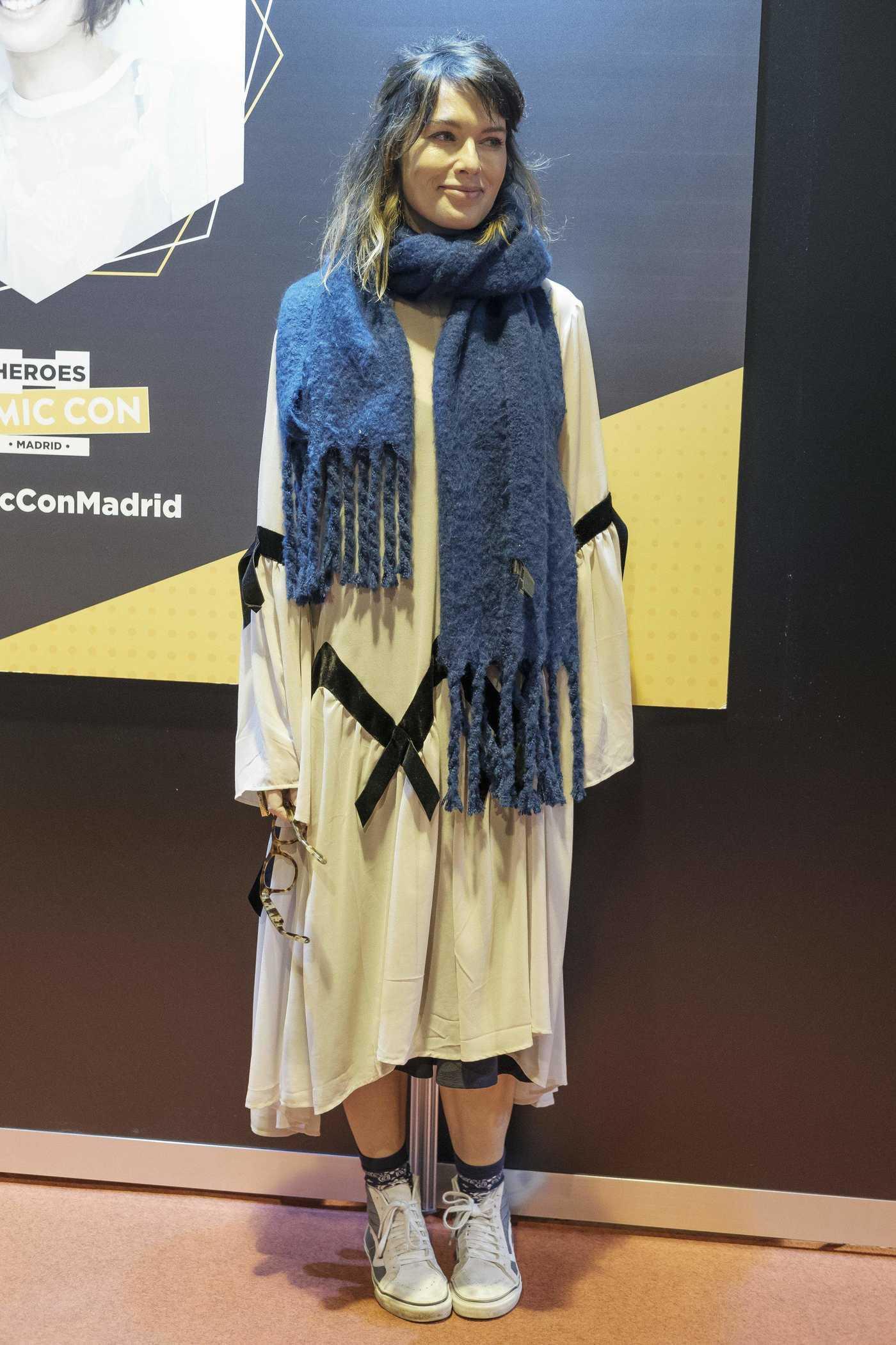 Lena Headey Attends 2017 Heroes Comic Con in Madrid 11/11/2017