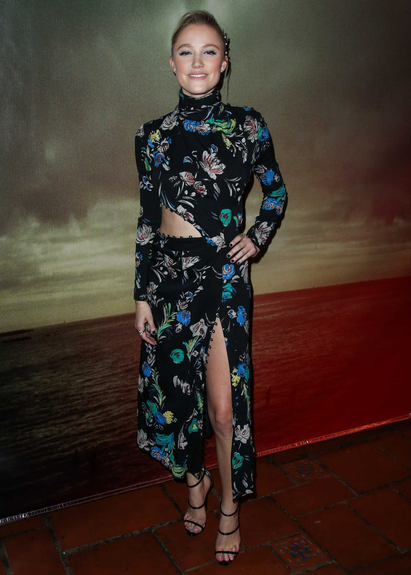 Maika Monroe at The Tribes of Palos Verdes Premiere in LA 11/17/2017