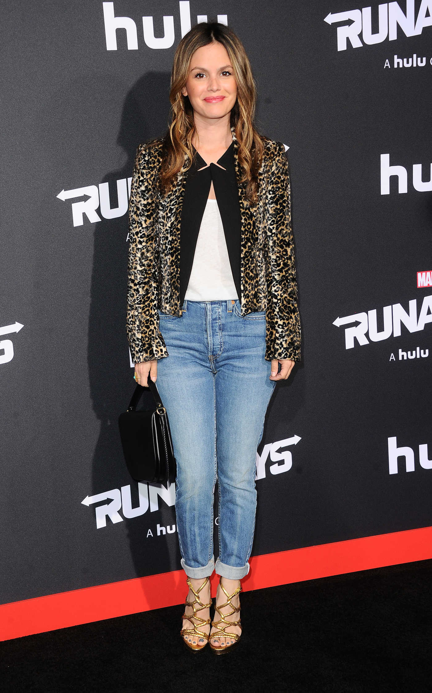 Rachel Bilson at the Runaways Premiere at Regency Bruin Theatre in Los Angeles 11/16/2017
