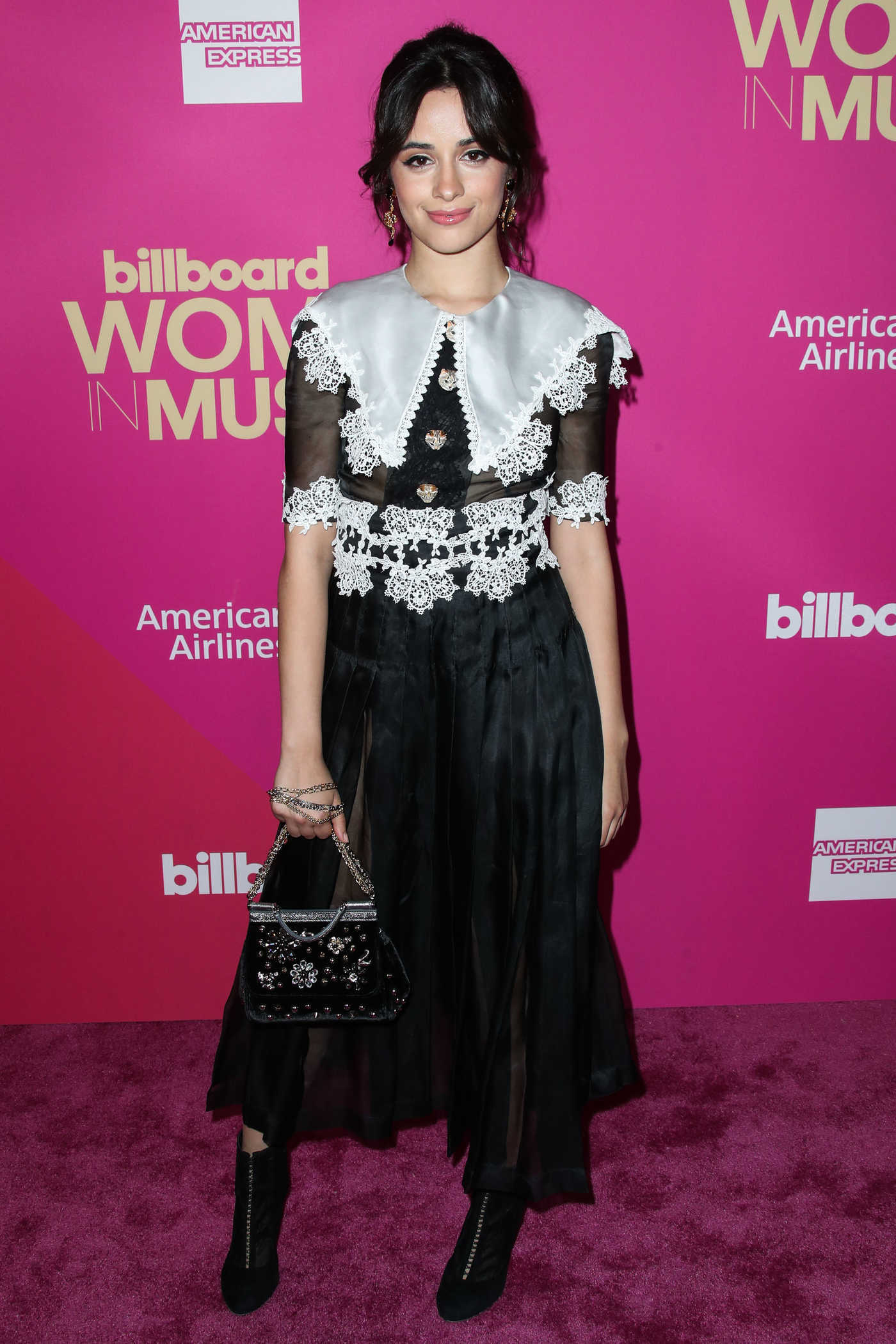 Camila Cabello at Billboard Women in Music in Los Angeles 11/30/2017