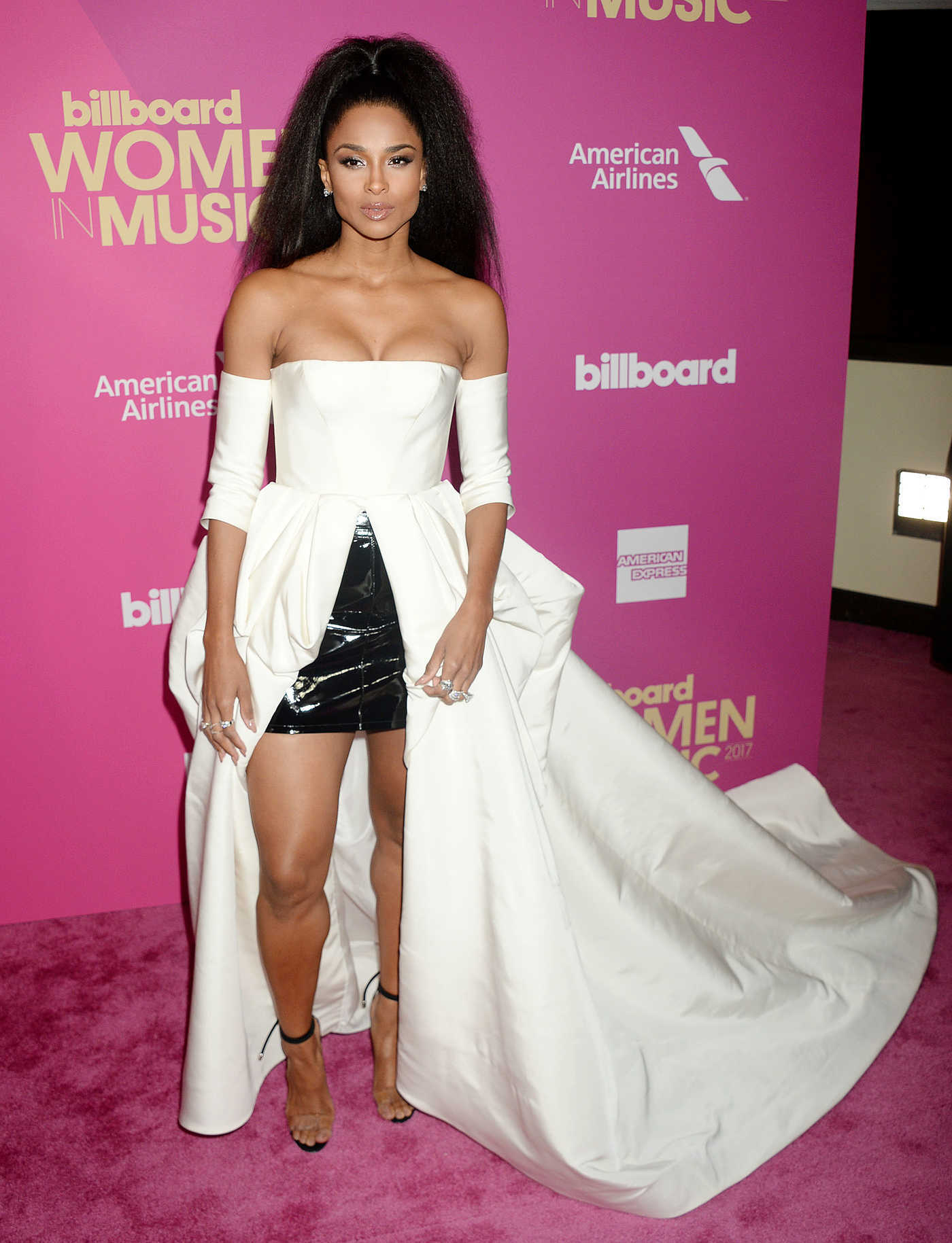 Ciara at Billboard Women in Music in Los Angeles 11/30/2017