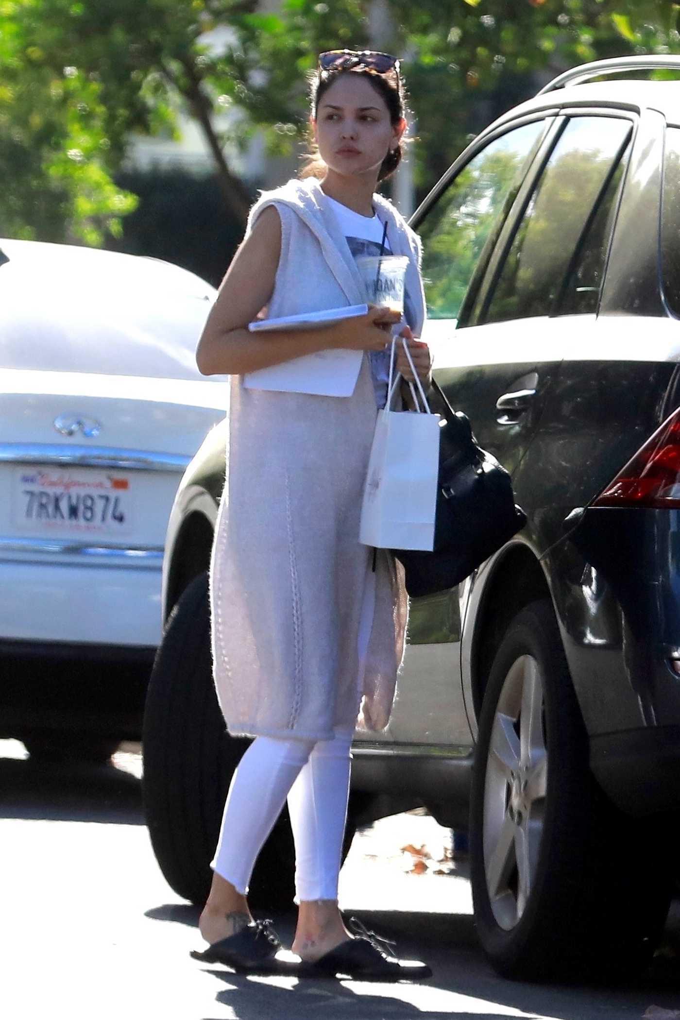 Eiza Gonzalez Was Seen Out in Studio City 11/30/2017