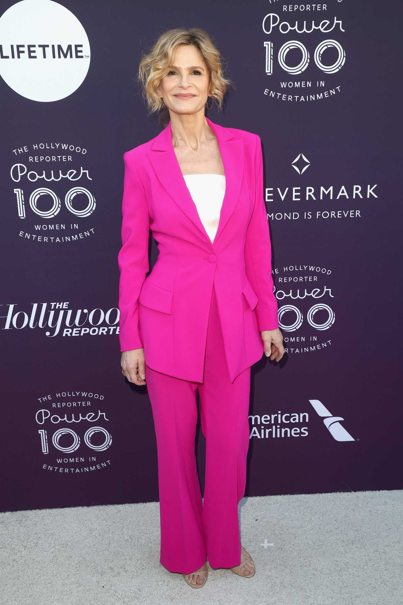 Kyra Sedgwick Attends the Women in Entertainment Breakfast in Los Angeles 12/06/2017