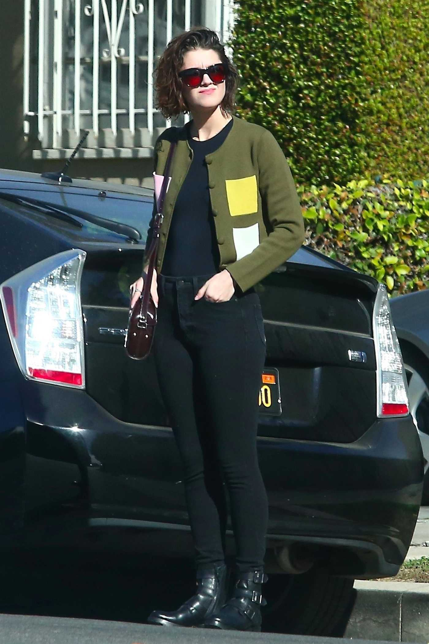 Mary Elizabeth Winstead Was Seen Out in LA 12/05/2017