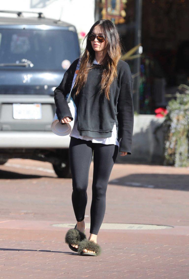 Megan Fox Was Seen Out in Malibu 12/01/2017-1