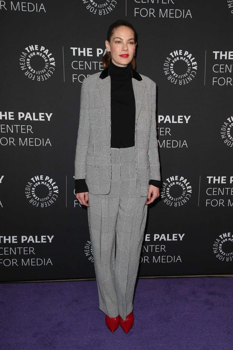 Michelle Monaghan at The Path Season 3 Premiere at the Paley Center in Beverly Hills 12/21/2017-1