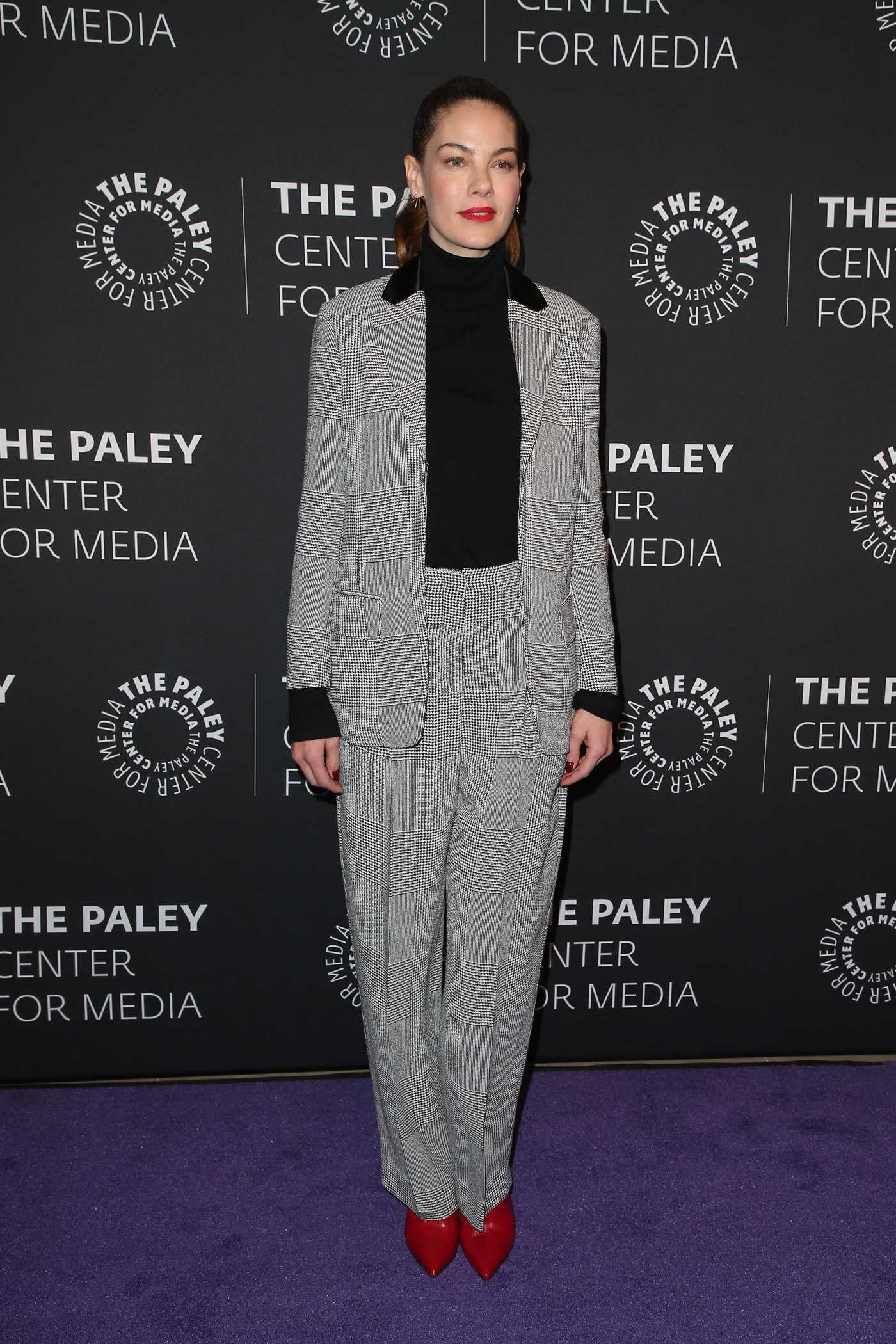 Michelle Monaghan at The Path Season 3 Premiere at the Paley Center in Beverly Hills 12/21/2017