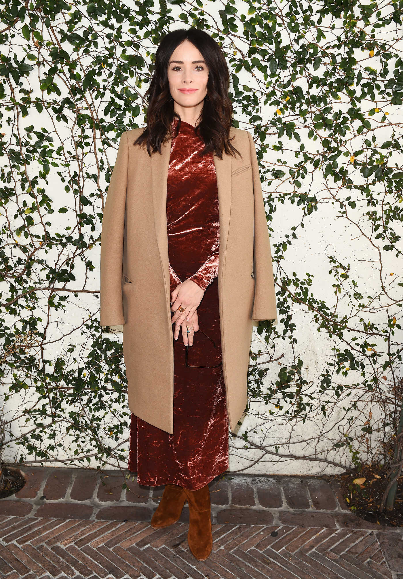 Abigail Spencer at Lynn Hirschberg Celebrates W Magazine's It Girls With Dior in LA 01/06/2018