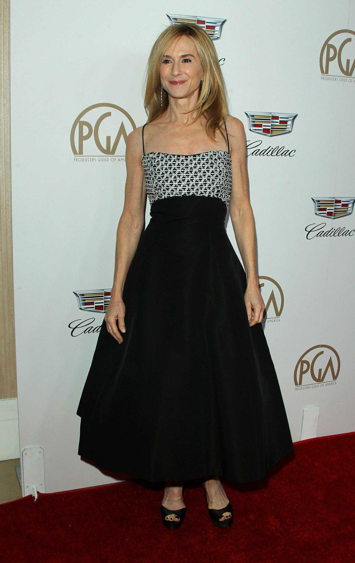 Holly Hunter Attends the 29th Annual Producers Guild Awards in Beverly Hills 01/20/2018
