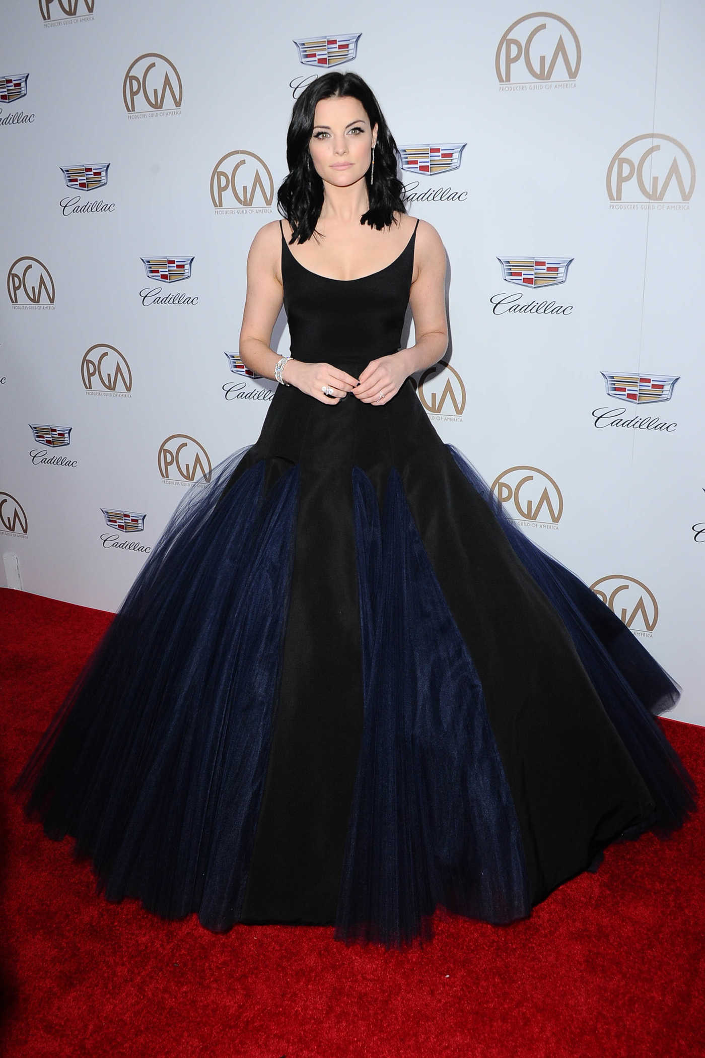 Jaimie Alexander Attends the 29th Annual Producers Guild Awards in Beverly Hills 01/20/2018