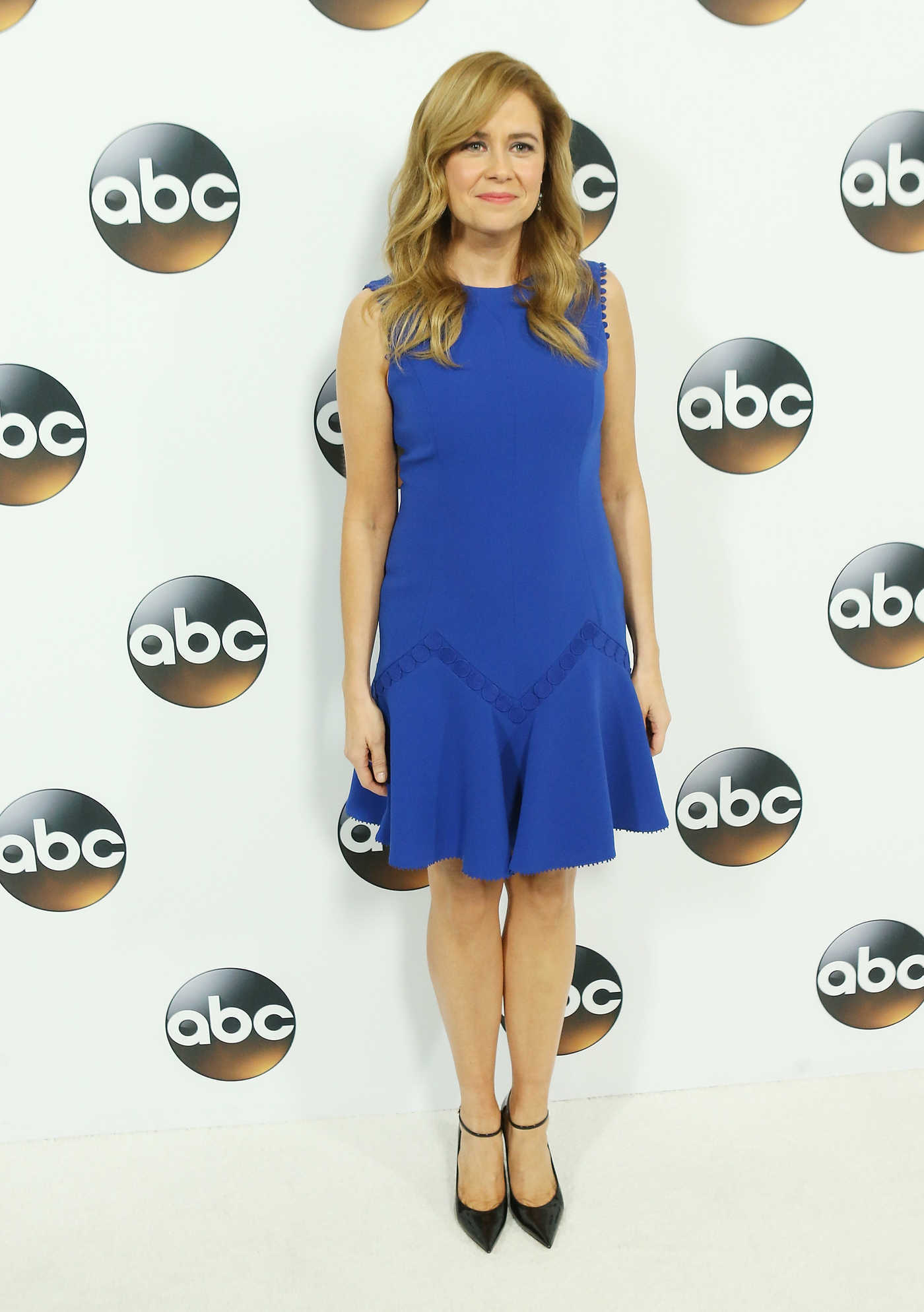 Jenna Fischer at Disney ABC TCA Winter Press Tour in Pasadena 01/08/2018