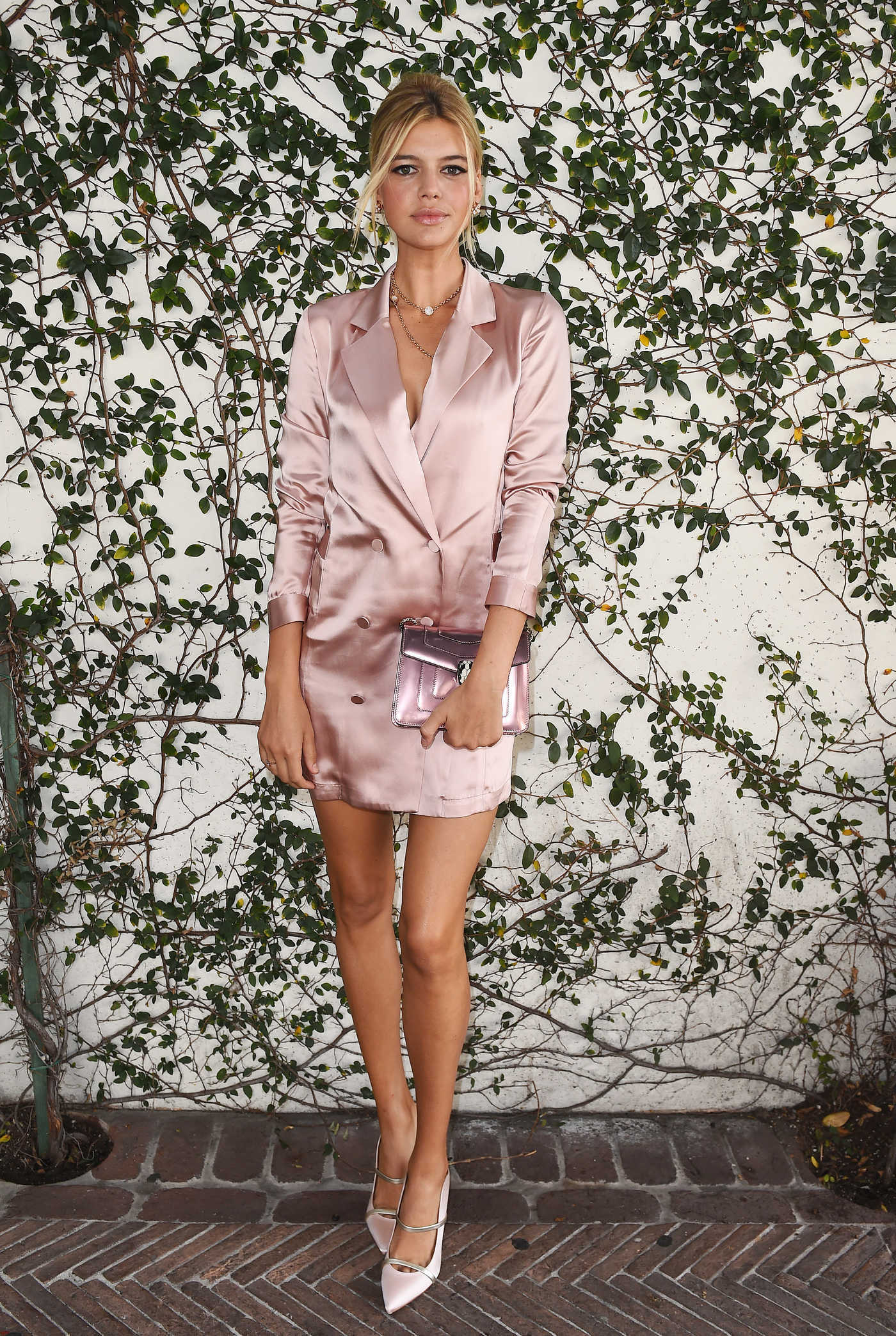Kelly Rohrbach at Lynn Hirschberg Celebrates W Magazine's It Girls With Dior in LA 01/06/2018