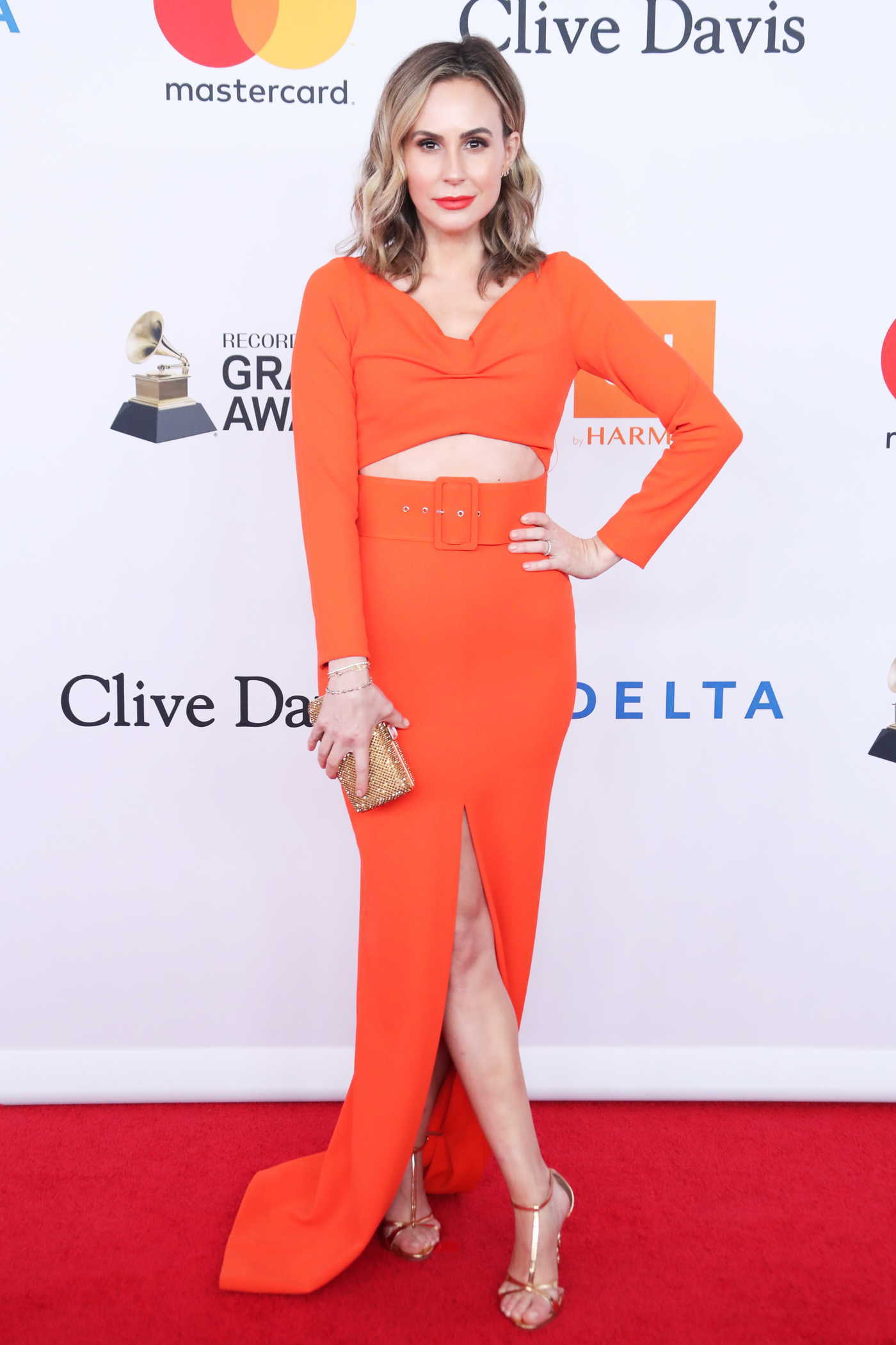 Keltie Knight at the Clive Davis and Recording Academy Pre-Grammy Gala and Grammy Salute to Industry Icons in New York 01/27/2018