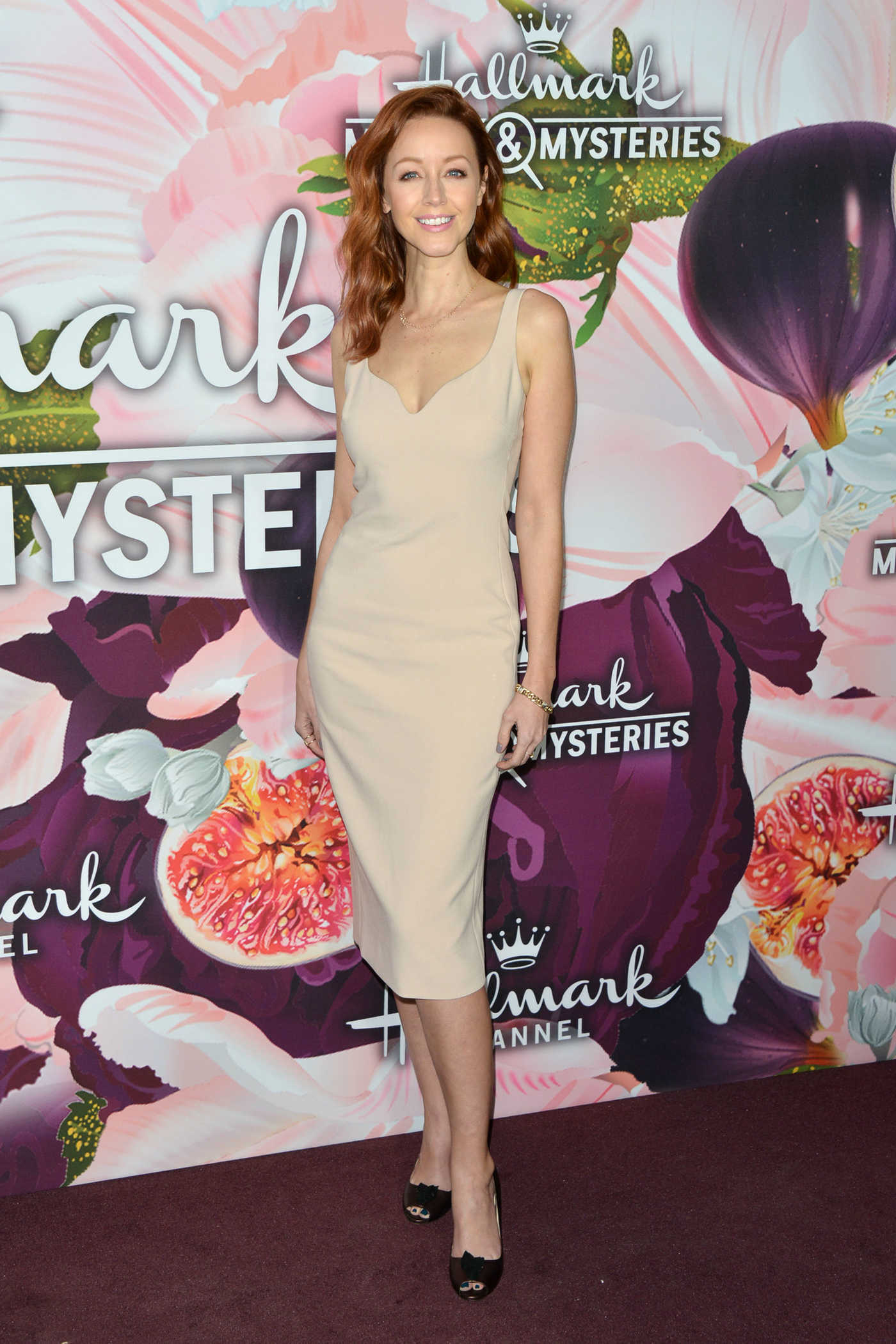 Lindy Booth at the Hallmark Channel All-Star Party During the TCA Winter Press Tour in Los Angeles 01/13/2018