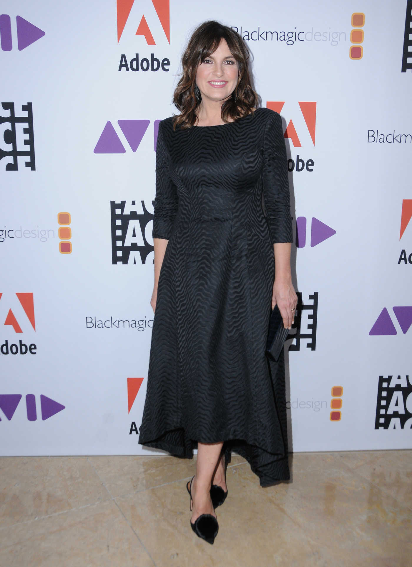 Mariska Hargitay at the 68th Annual ACE Eddie Awards in Beverly Hills 01/26/2018