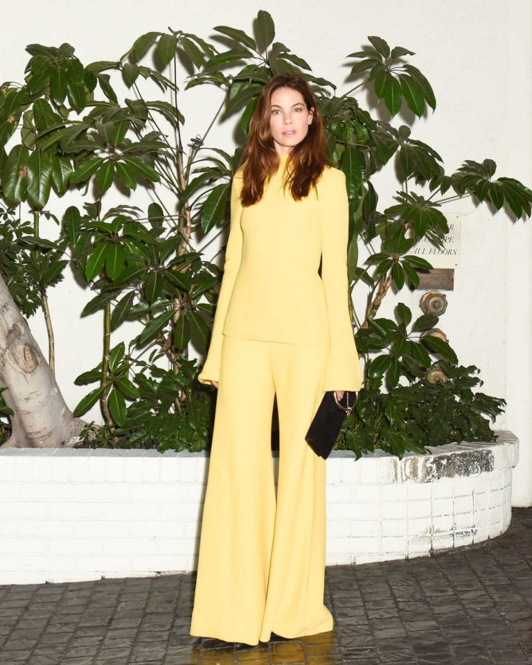 Michelle Monaghan Attends W Magazine's Best Performances Party in LA 01/04/2018-1