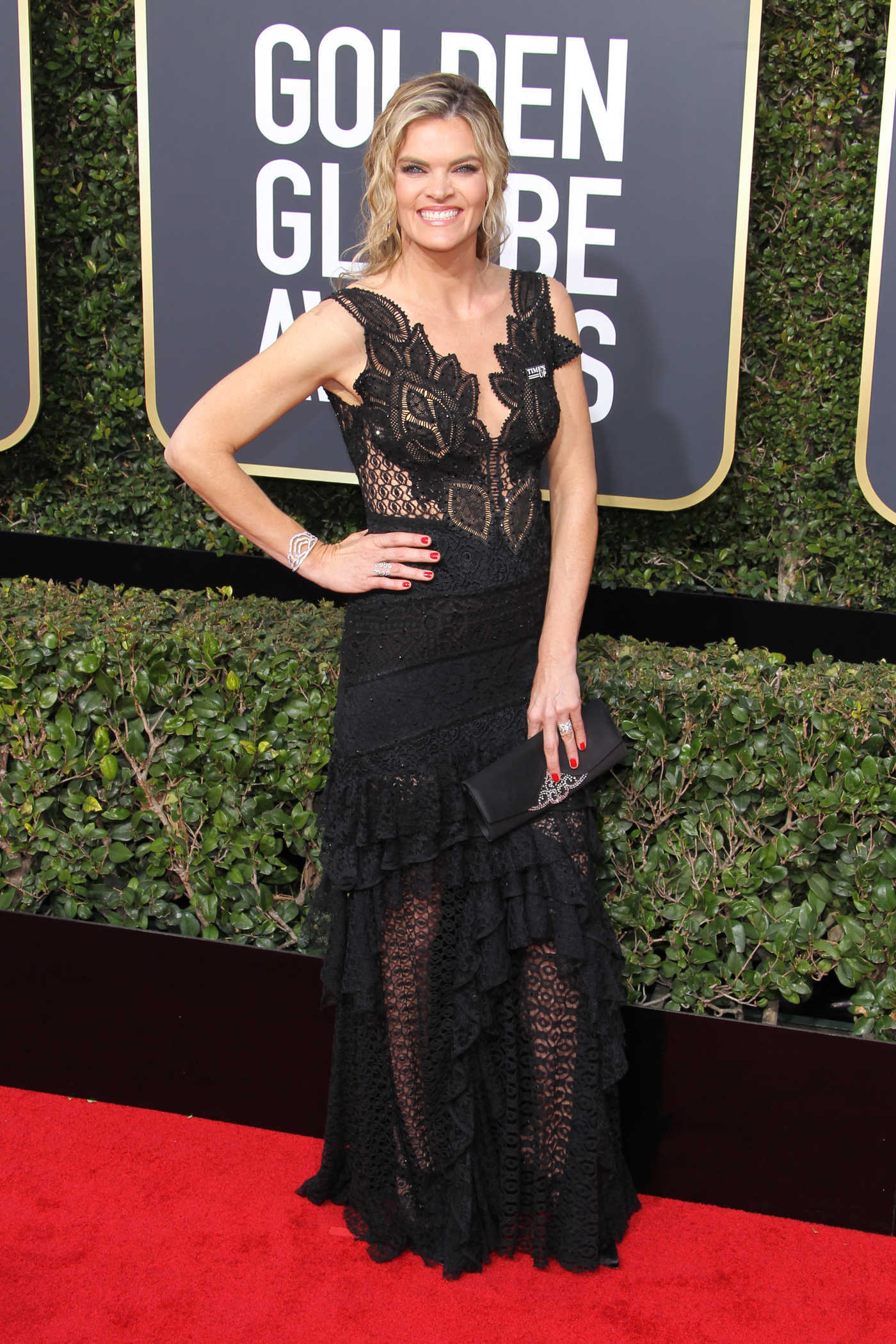 Missi Pyle at the 75th Annual Golden Globe Awards in Beverly Hills 01/07/2018