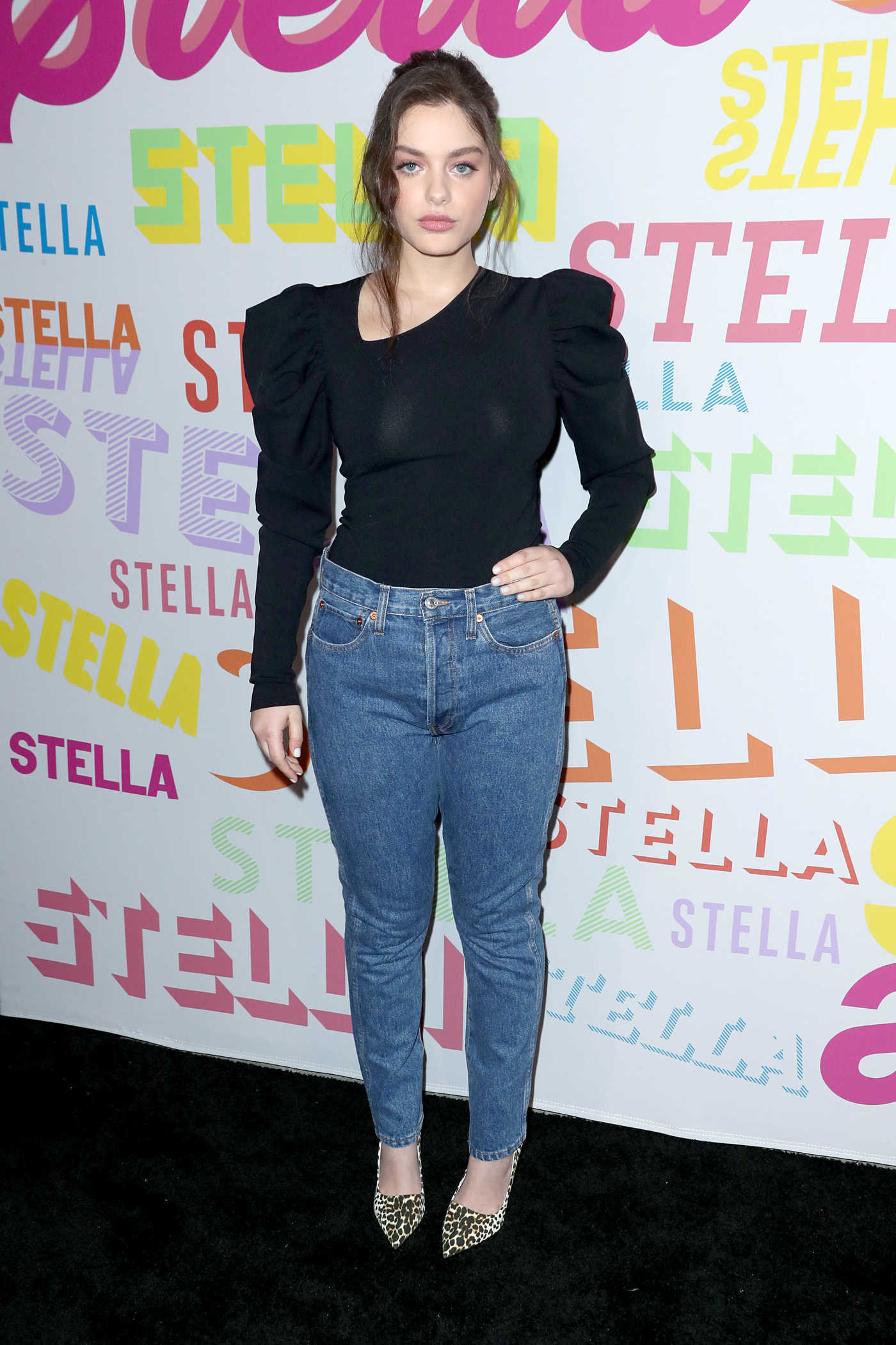 Odeya Rush at the Stella McCartney Show in Hollywood 01/16/2018