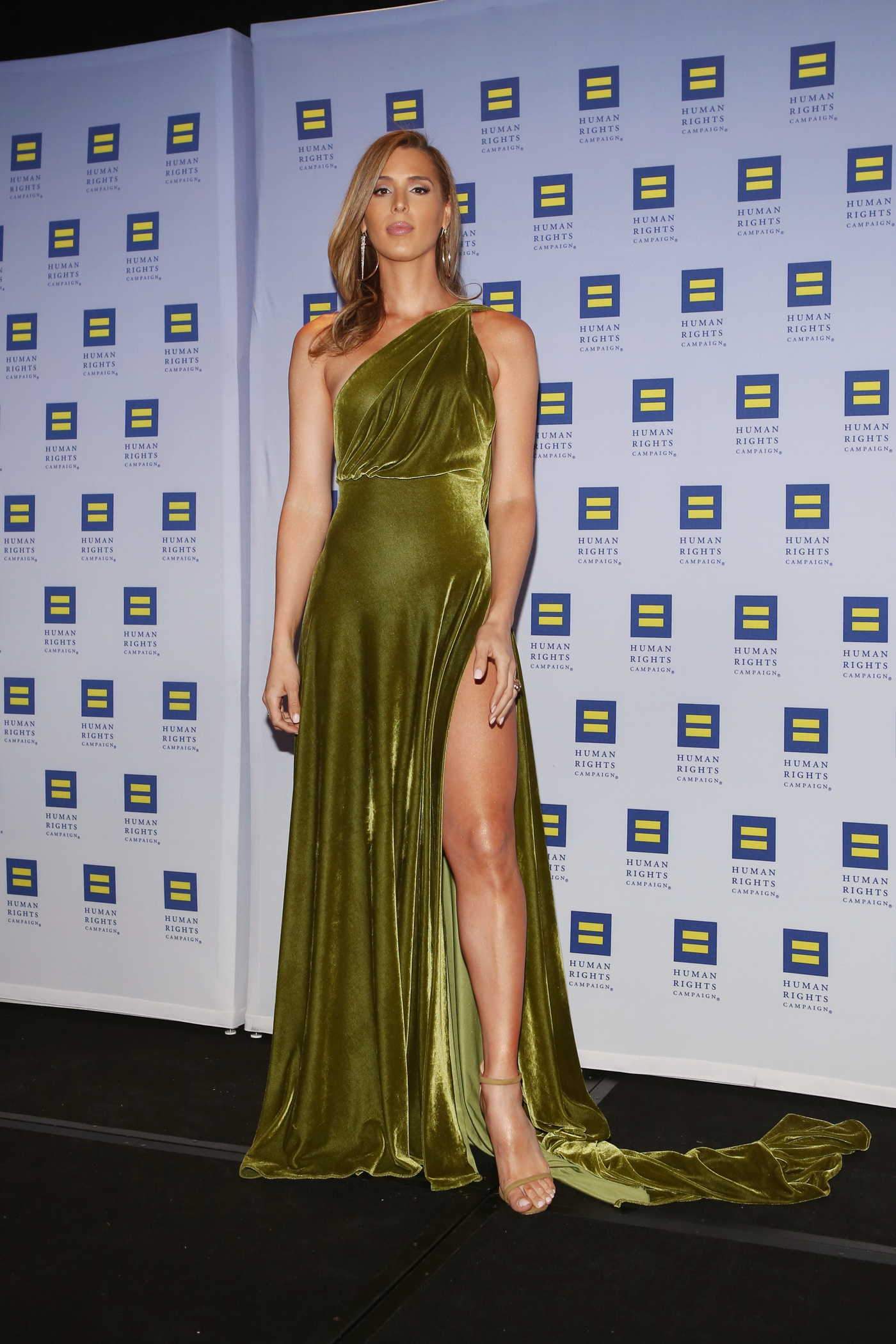 Carmen Carrera at the 17th Annual HRC Greater New York Gala in New York 02/03/2018