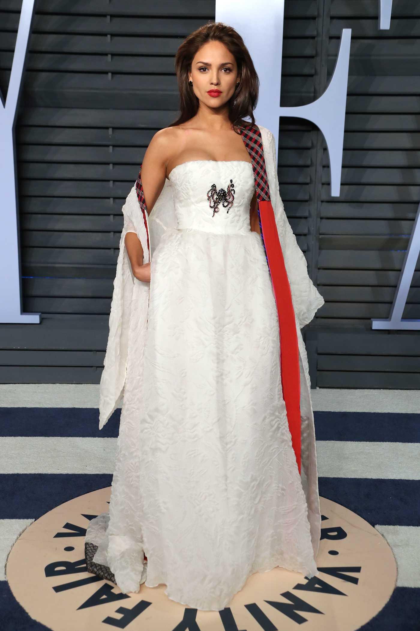 Eiza Gonzalez at 2018 Vanity Fair Oscar Party in Beverly Hills 03/04/2018