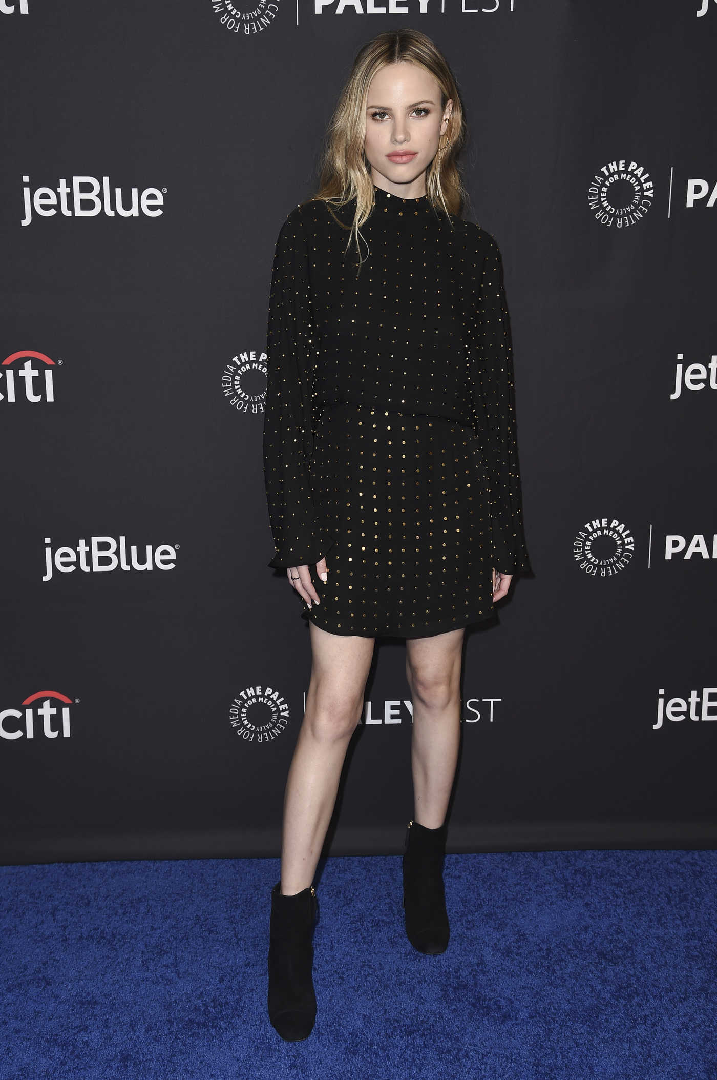 Halston Sage at The Orville Screening for Media's 35th Annual PaleyFest in Los Angeles 03/17/2018