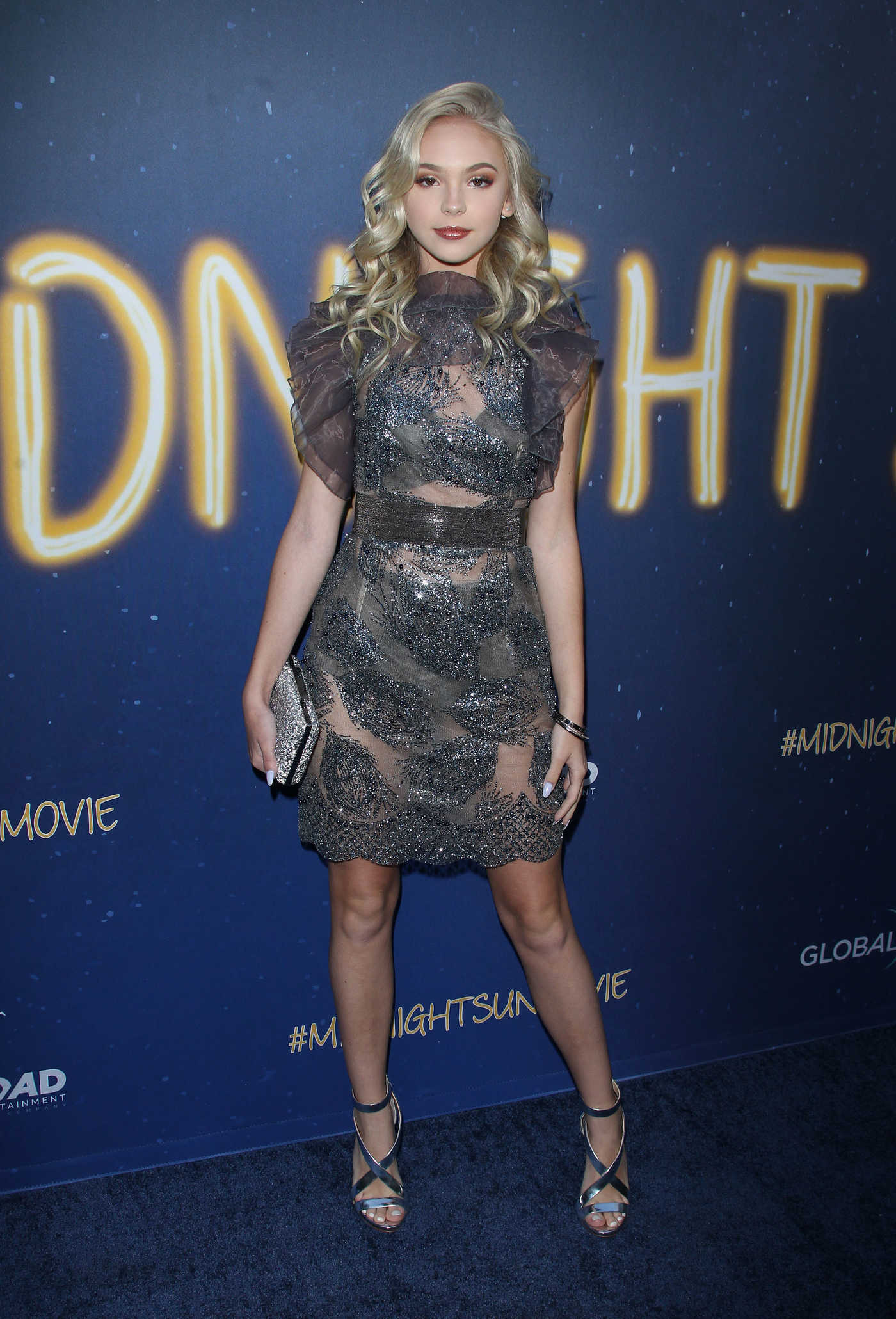 Jordyn Jones at the Midnight Sun Premiere in Los Angeles 03/15/2018