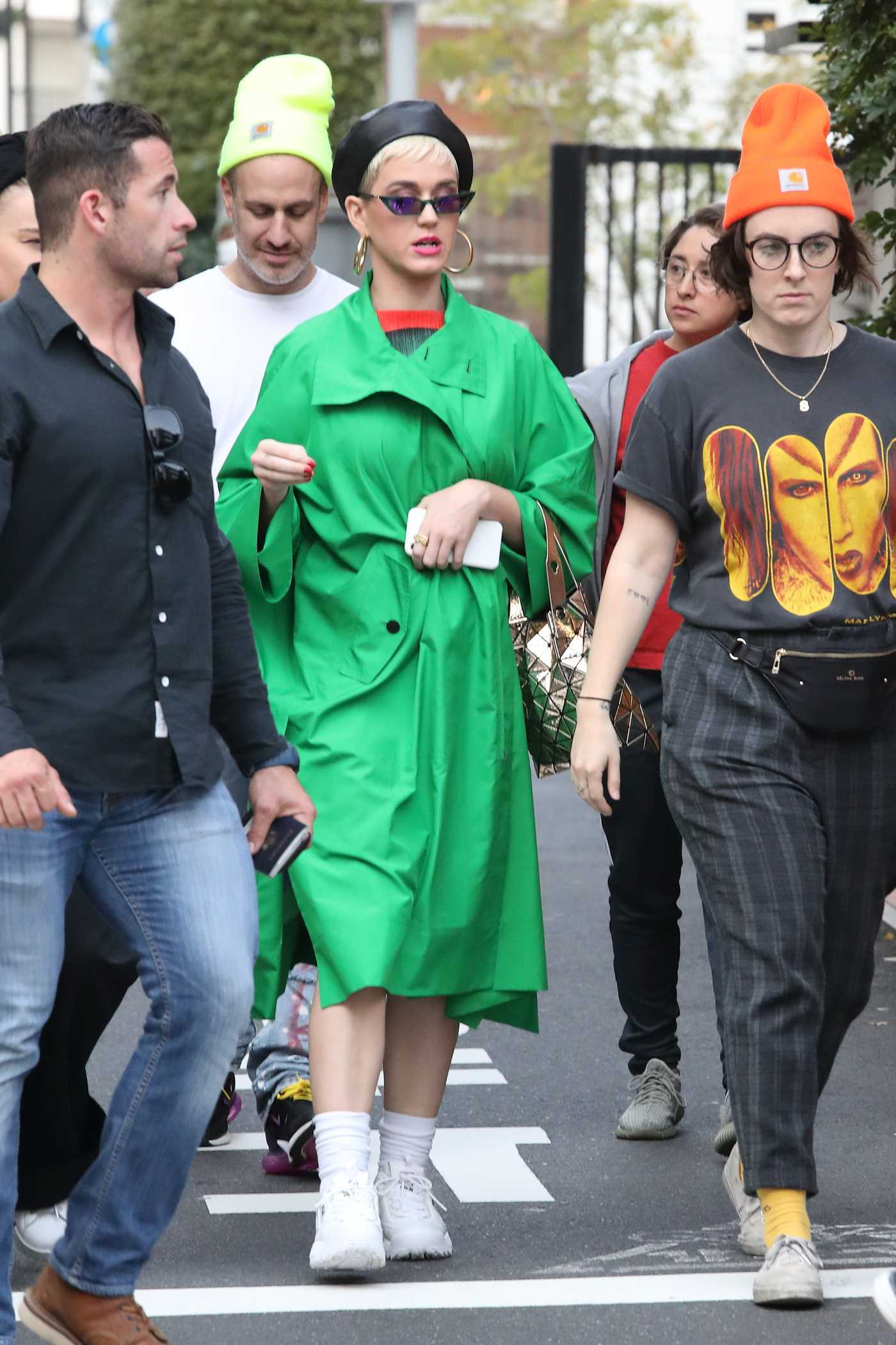 Katy Perry Was Spotted Out in Tokyo 03/29/2018