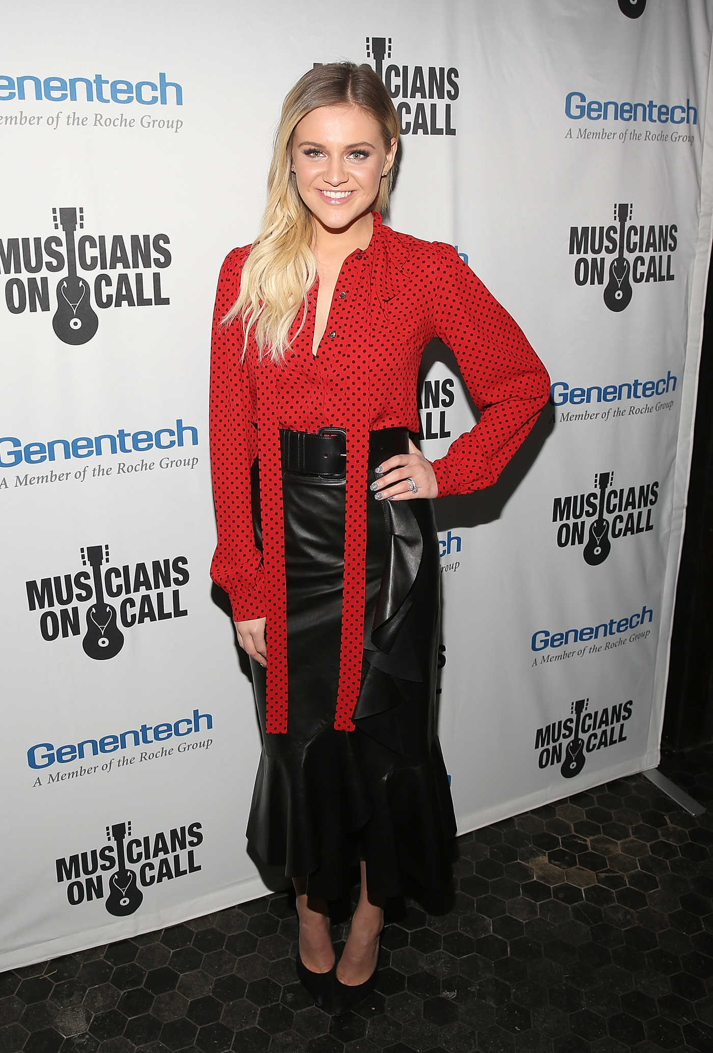 Kelsea Ballerini at the Musicians on Call 5th Anniversary Celebration in Los Angeles 02/28/2018