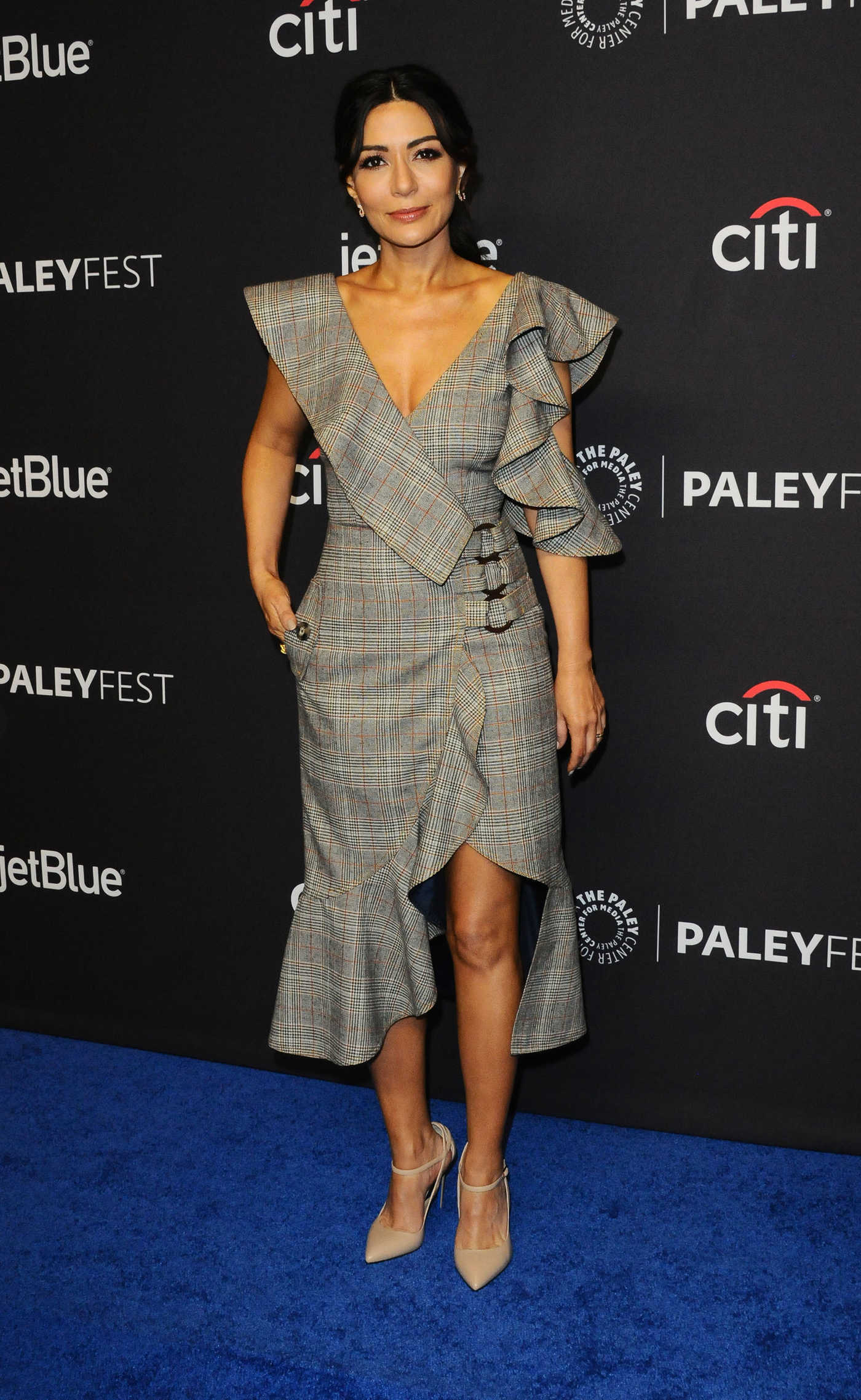 Marisol Nichols at the Riverdale TV Show Presentation During the Paleyfest in Los Angeles 03/25/2018