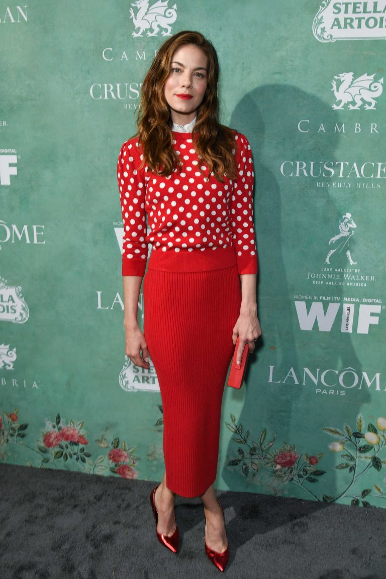 Michelle Monaghan at the 11th Annual Women in Film Pre-Oscar Cocktail Party in Beverly Hills 03/02/2018-1