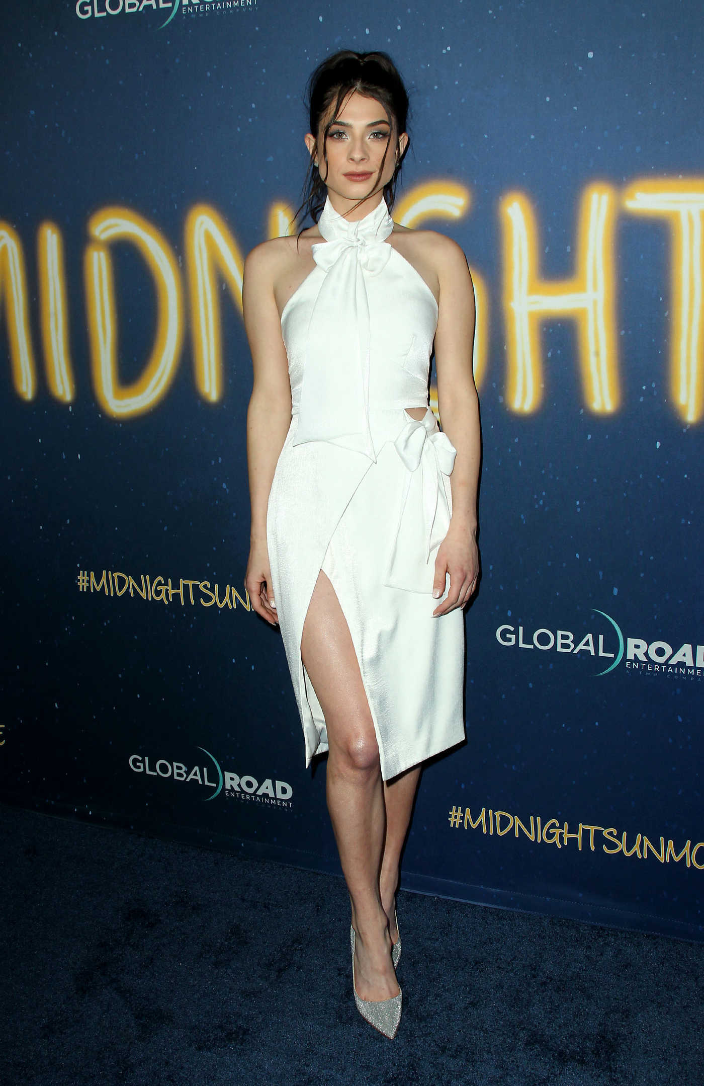 Niki Koss at the Midnight Sun Premiere in Los Angeles 03/15/2018