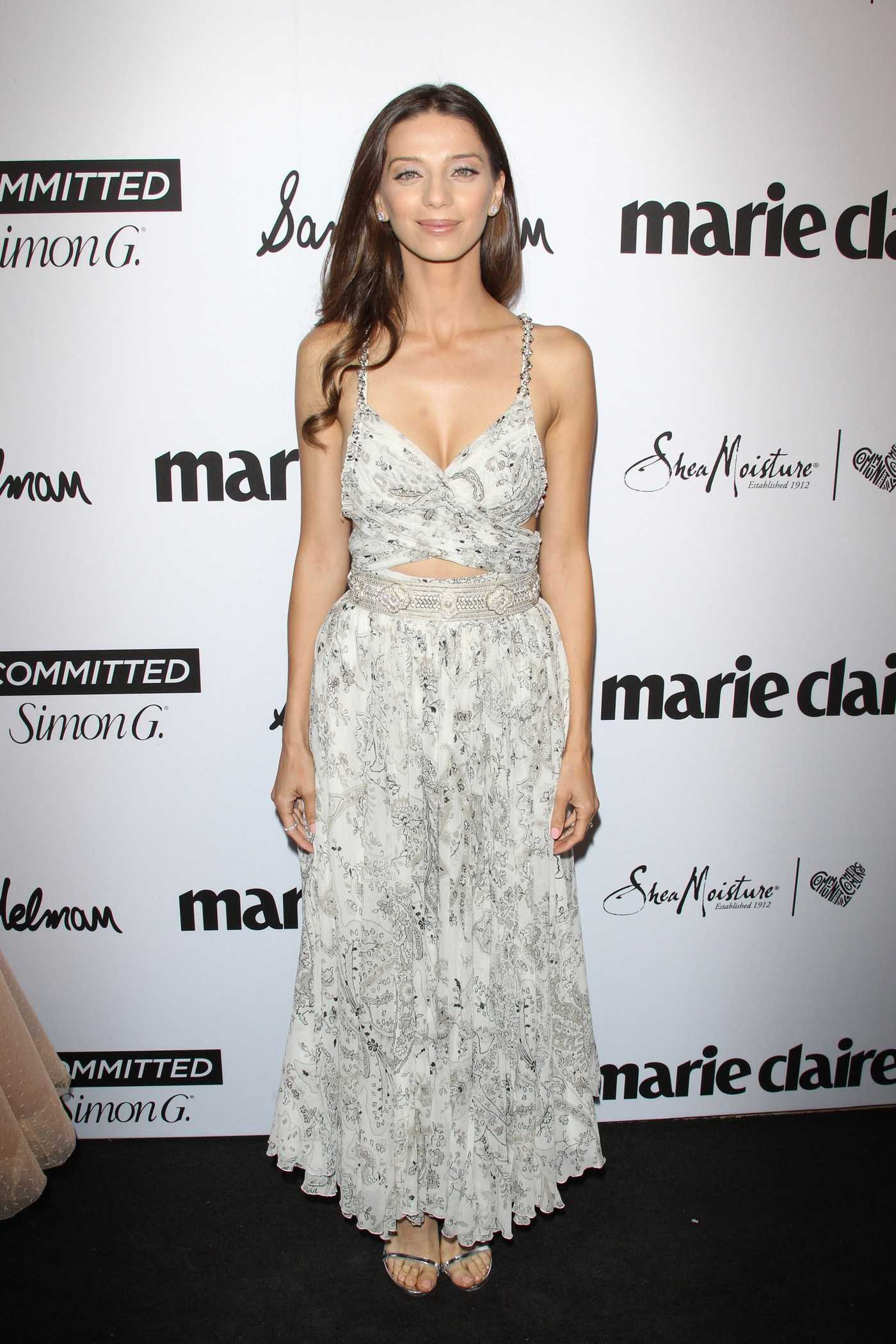 Angela Sarafyan at the 5th Annual Marie Claire Fresh Faces Party in Los Angeles 04/27/2018