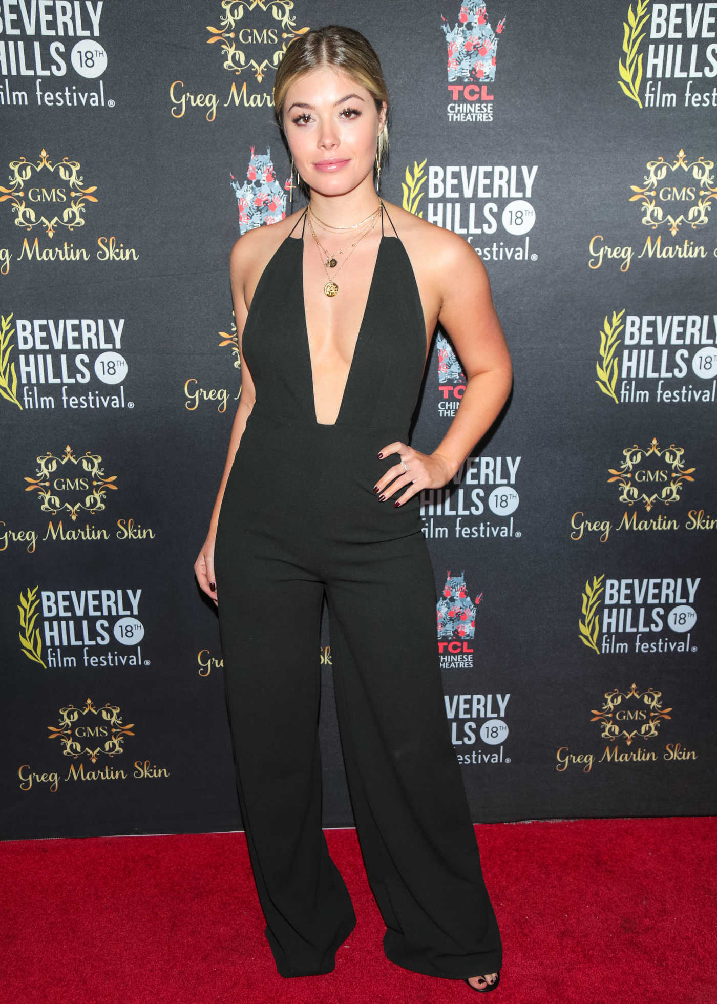 Kristina Kane at the 18th Annual International Beverly Hills Film Festival Opening Night Gala in Beverly Hills 04/05/2018