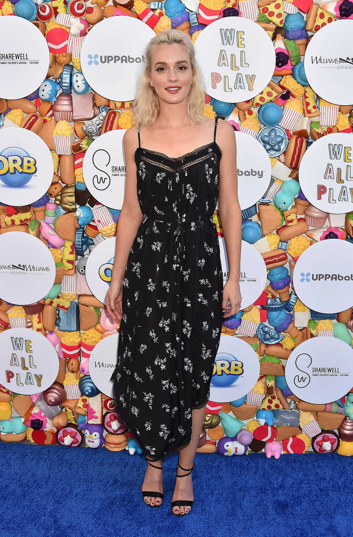 Leighton Meester at Zimmer Children's Museum's 3th Annual WE ALL PLAY FUNdraiser in Santa Monica 04/28/2018