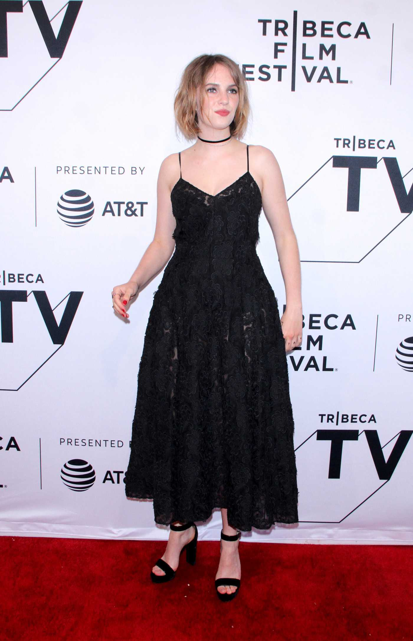 Maya Hawke at the Little Women Screening During the Tribeca Film Festival in New York City 04/27/2018