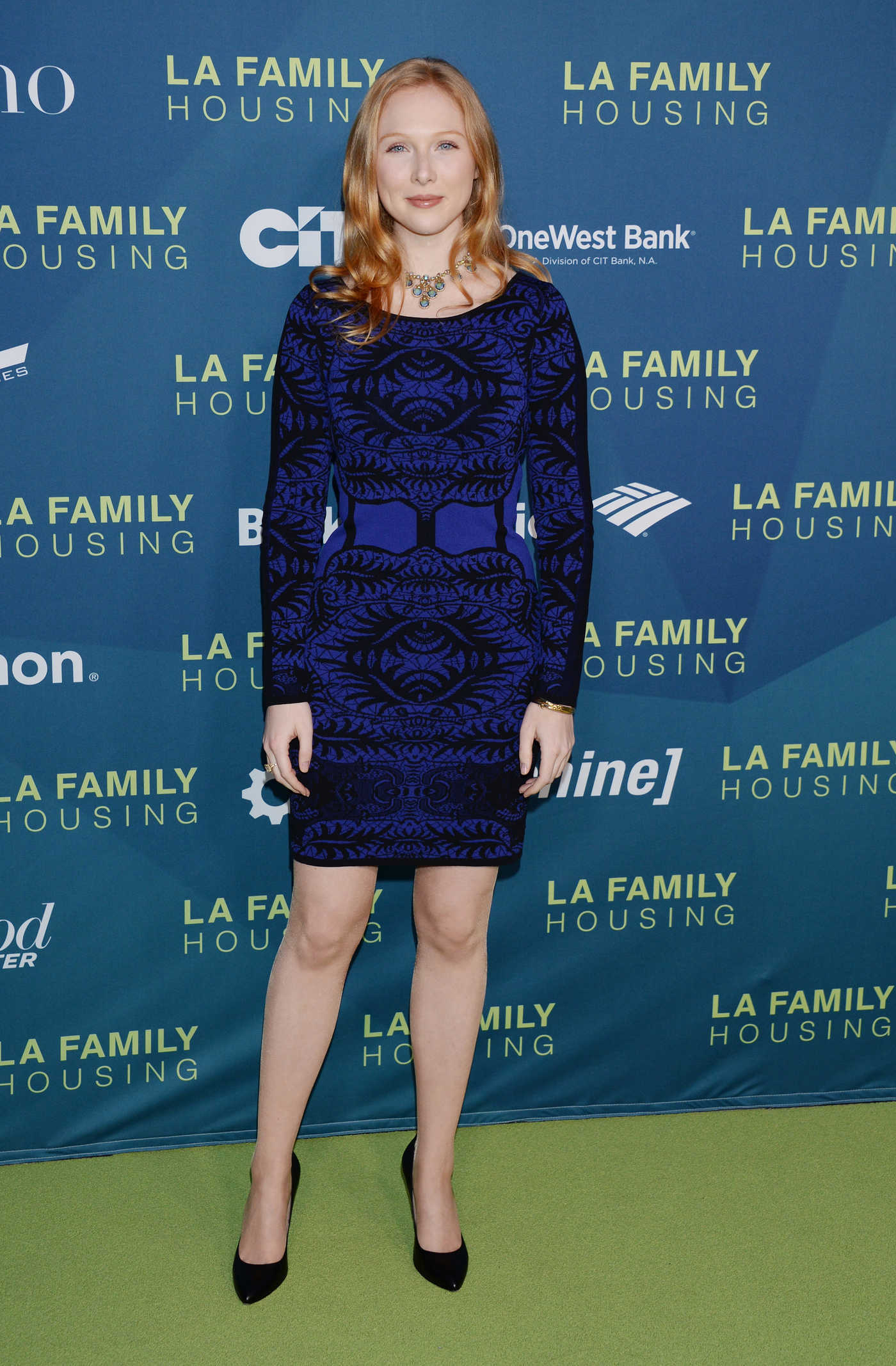 Molly Quinn at LA Family Housing Awards in West Hollywood 04/05/2018