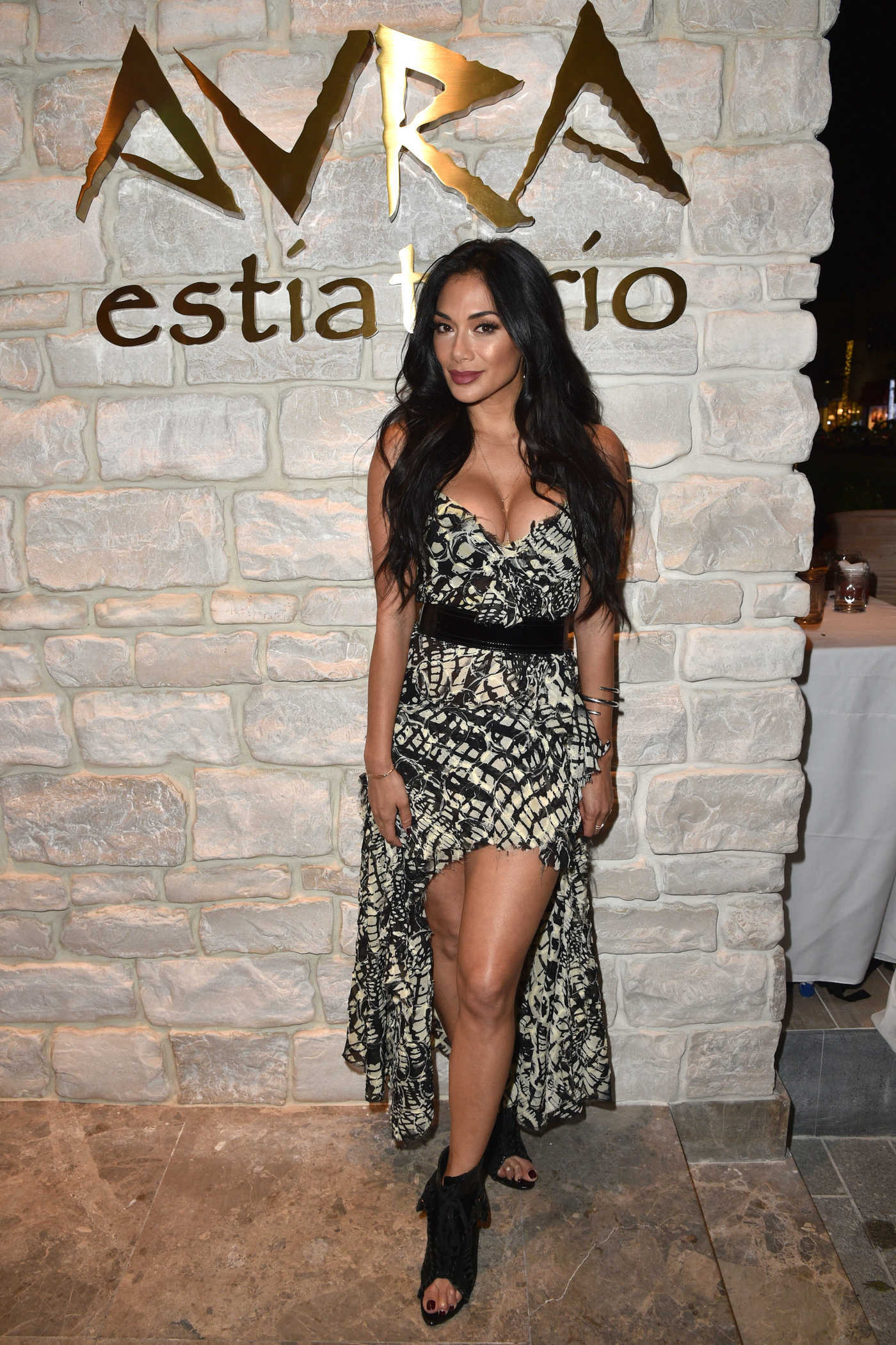 Nicole Scherzinger at Avra Beverly Hills Grand Opening in Beverly Hills 04/26/2018
