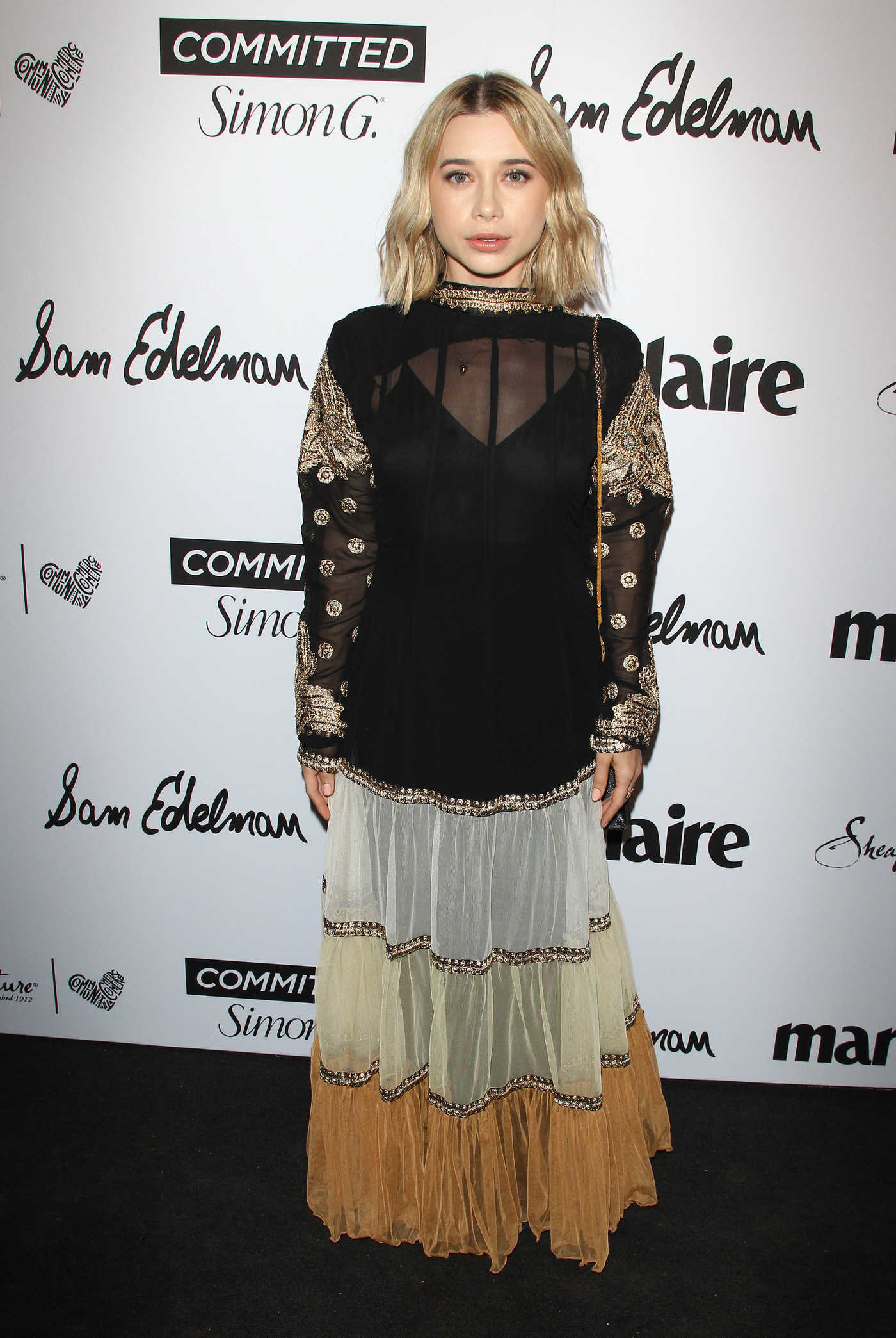 Olesya Rulin at the 5th Annual Marie Claire Fresh Faces Party in Los Angeles 04/27/2018