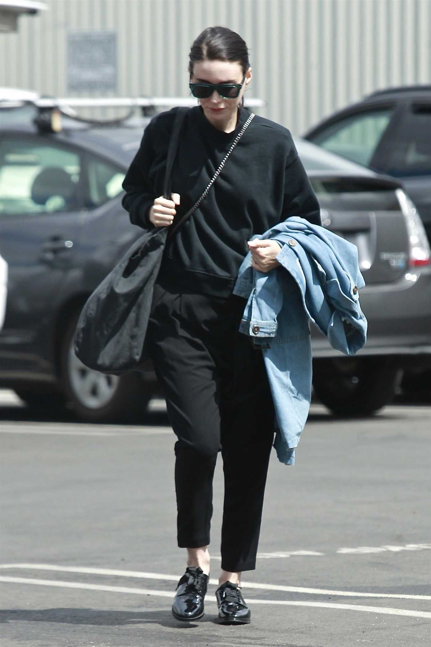 Rooney Mara Was Seen Out in Los Angeles 04/21/2018