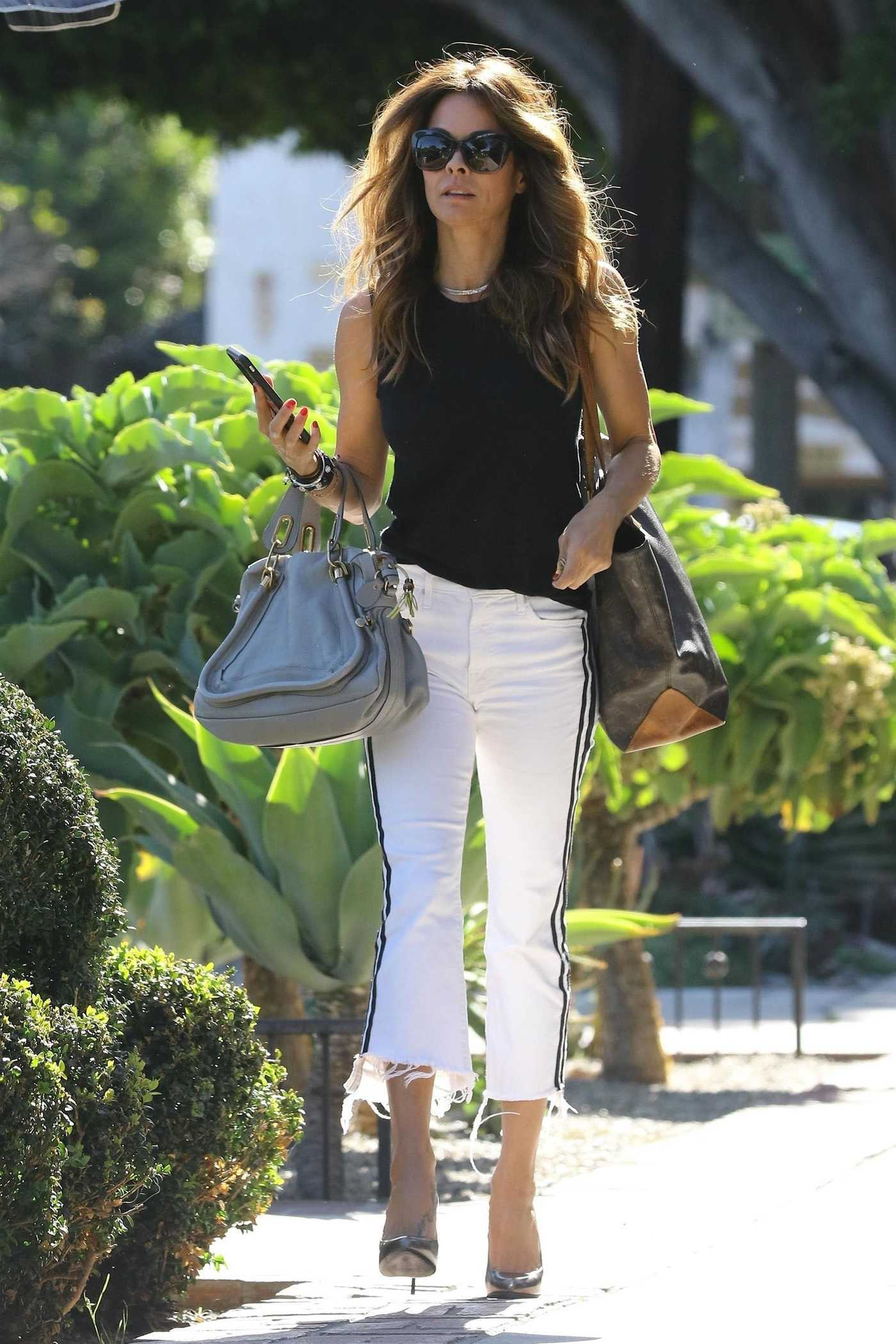 Brooke Burke Was Seen Out in Los Angeles 05/16/2018