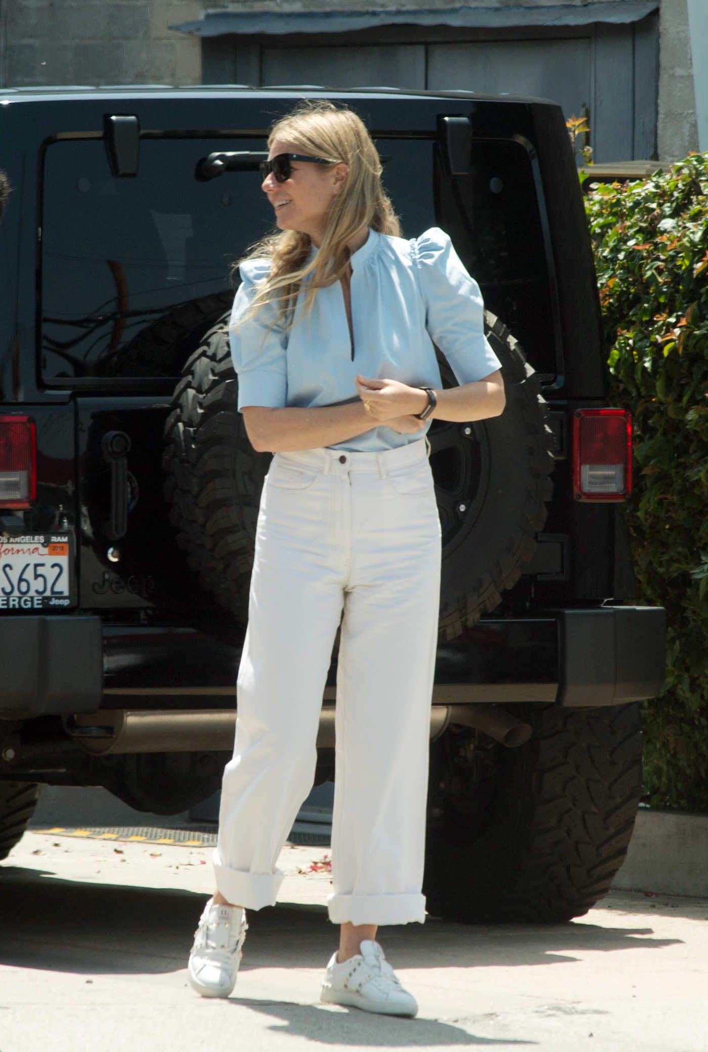Gwyneth Paltrow Was Seen Out in Los Angeles 05/10/2018