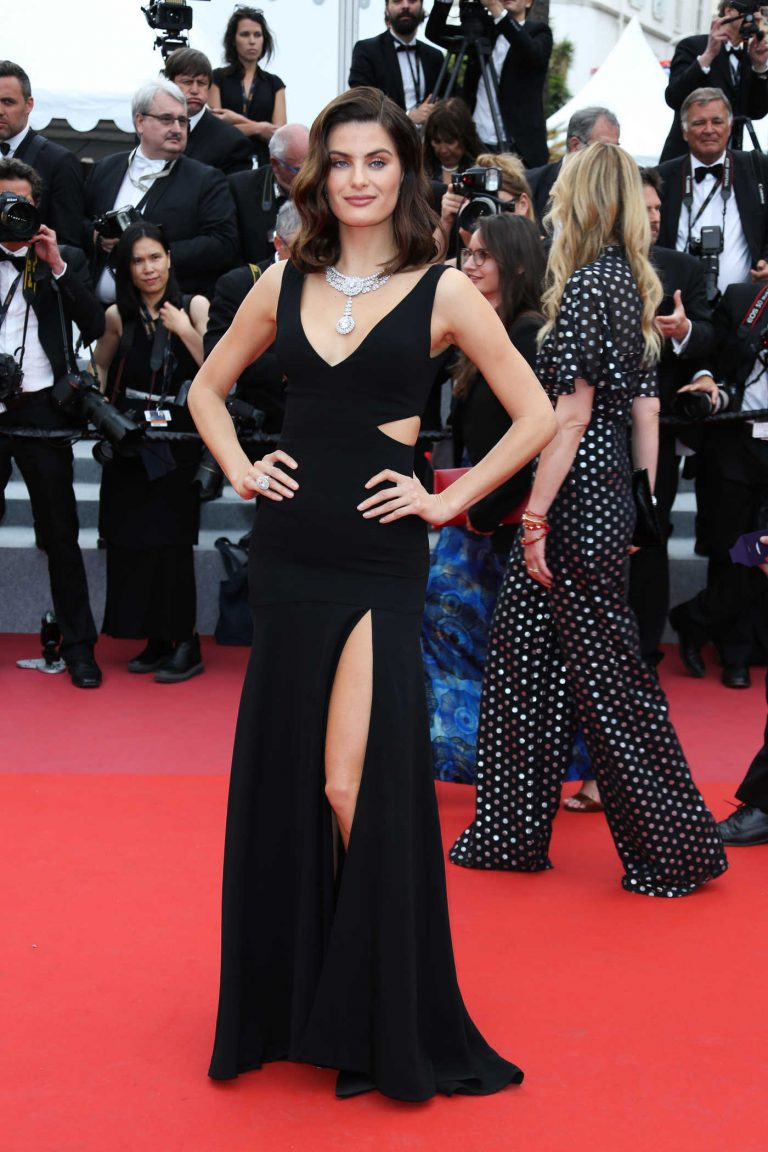 Isabeli Fontana at The Wild Pear Tree Premiere During the 71st Cannes Film Festival in Cannes 05/18/2018-1