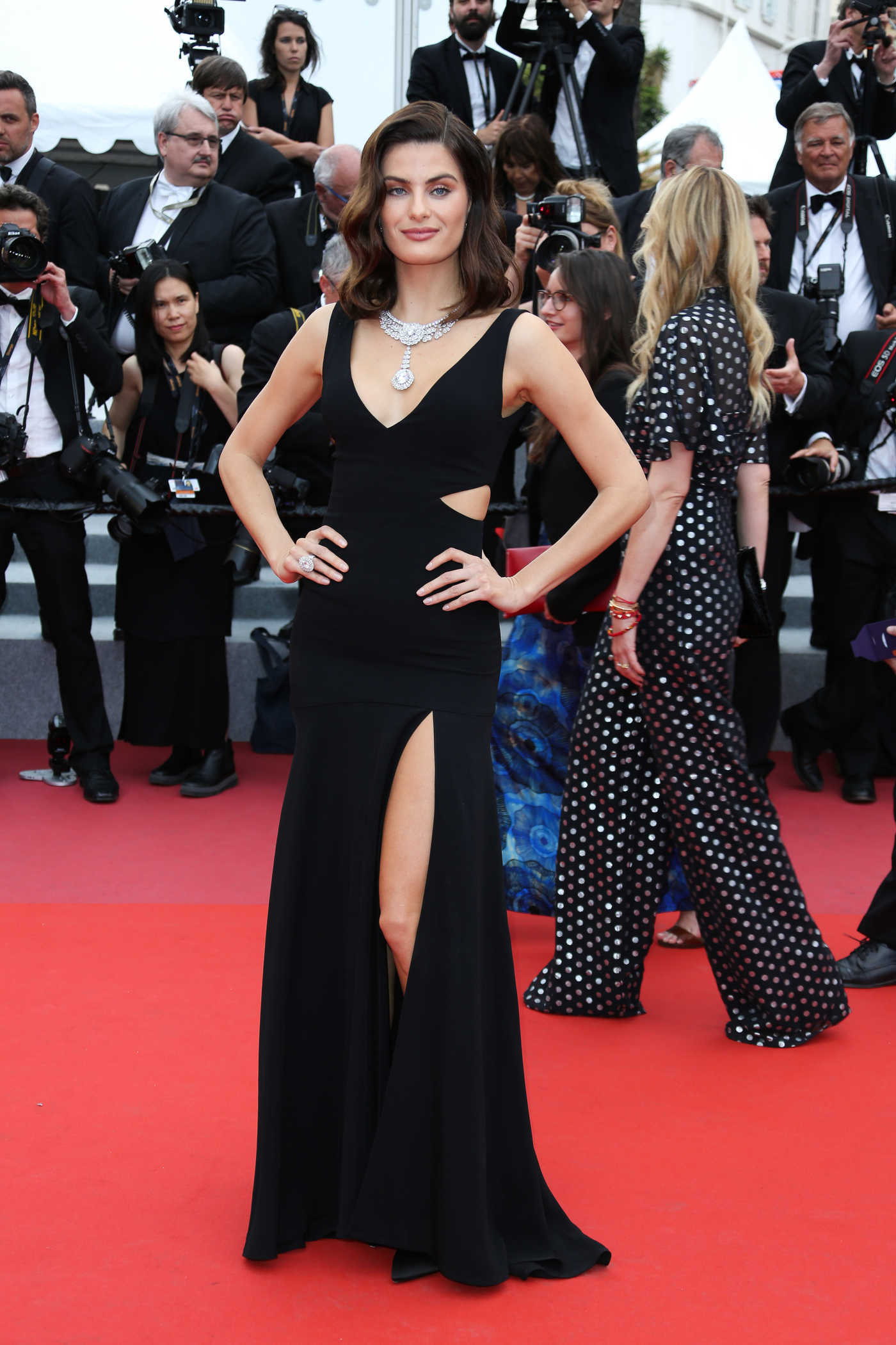 Isabeli Fontana at The Wild Pear Tree Premiere During the 71st Cannes Film Festival in Cannes 05/18/2018