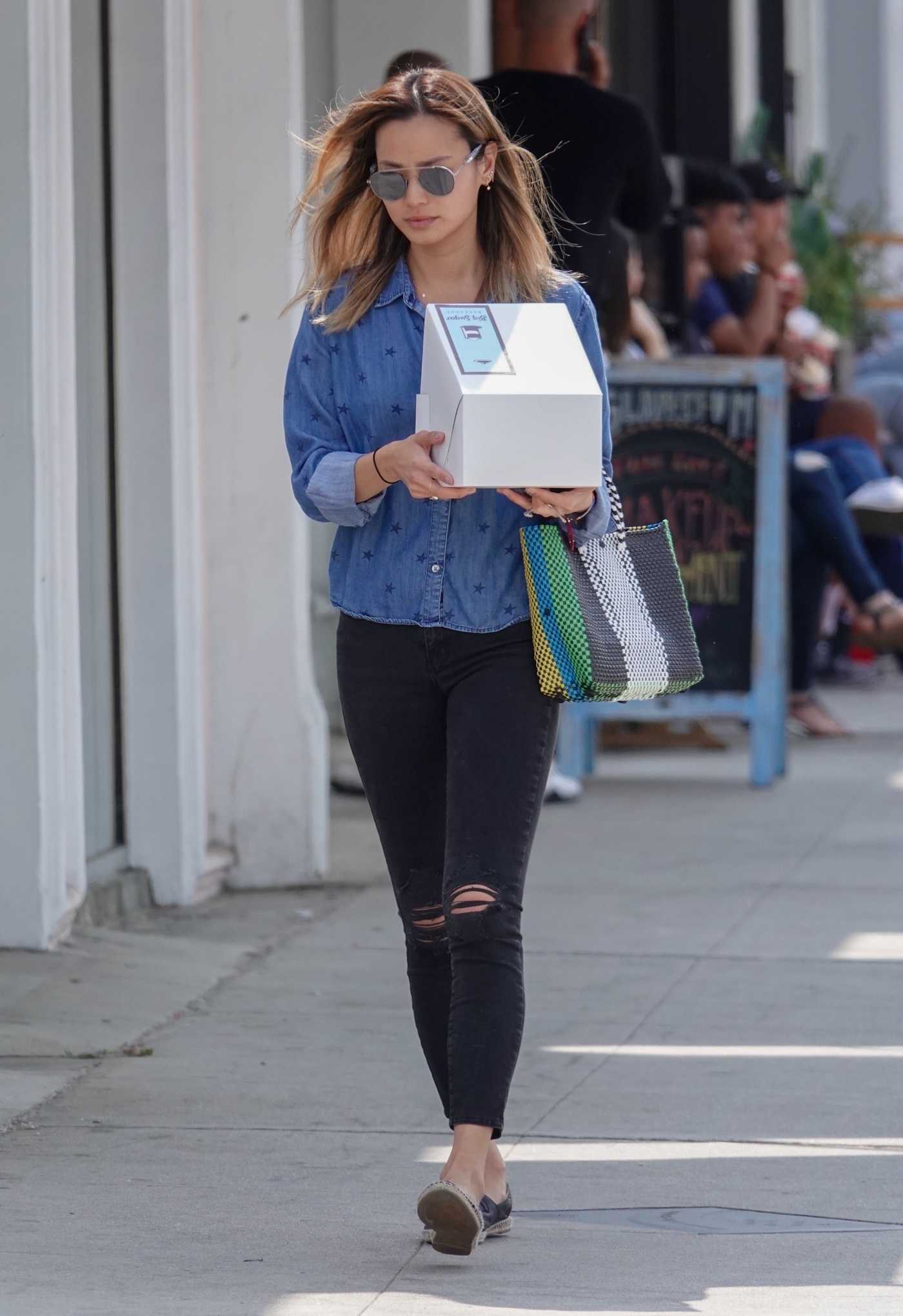 Jamie Chung Was Seen Out in Los Angeles 05/19/2018